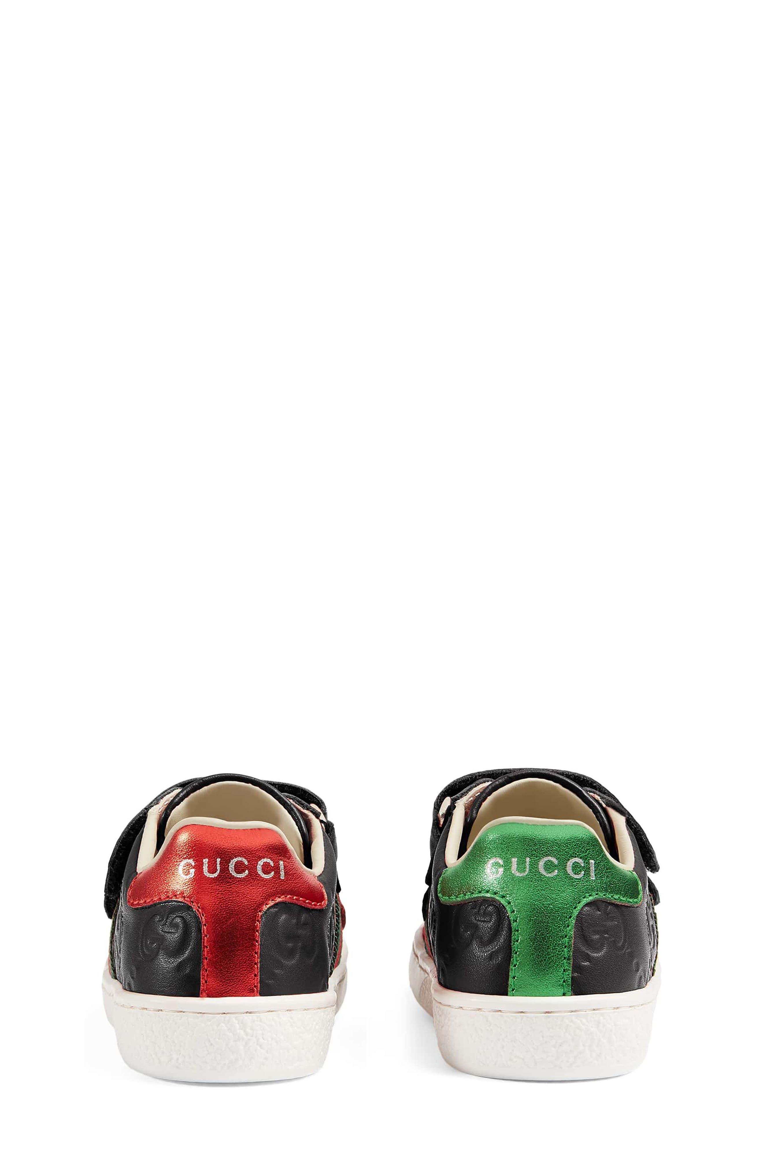 New Ace Sneaker,                             Alternate thumbnail 5, color,                             BLACK