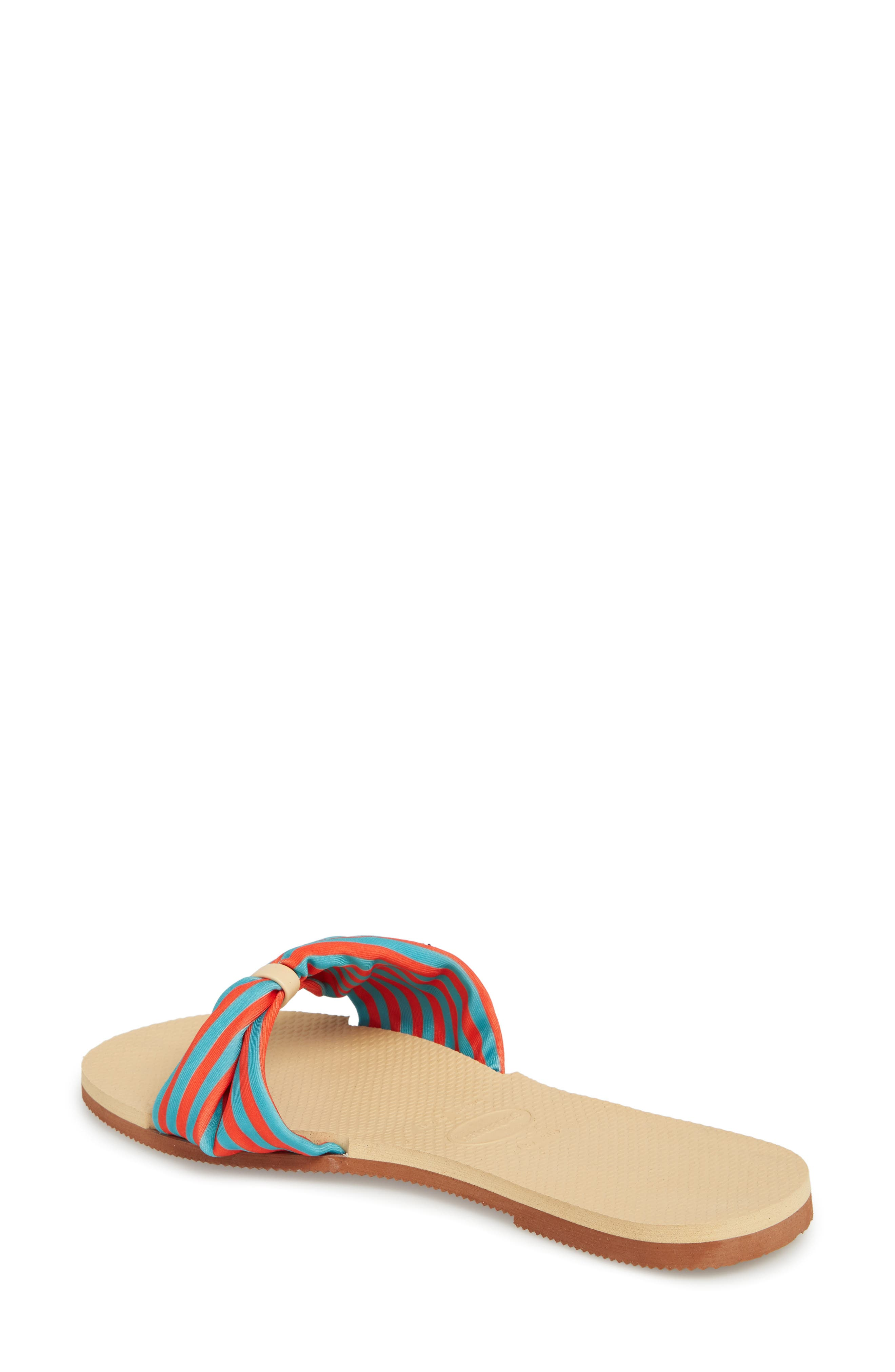 You Saint Tropez Sandal,                             Alternate thumbnail 2, color,                             IVORY