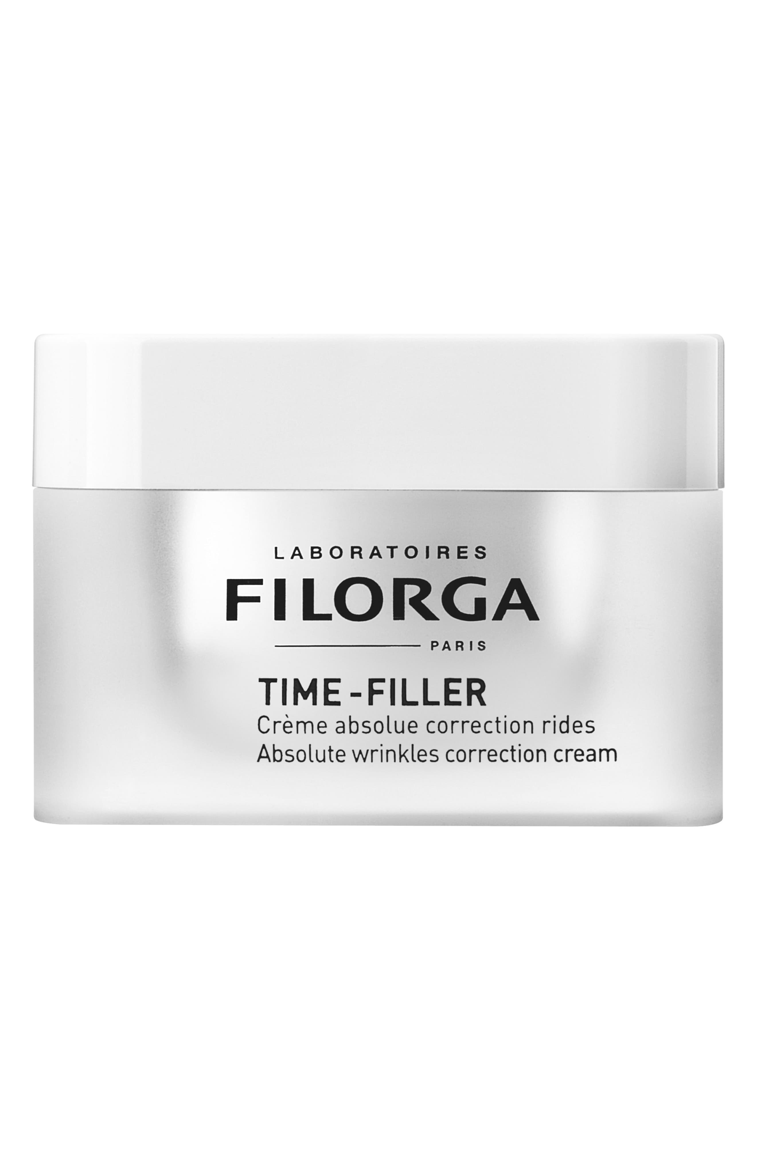 Time-Filler<sup>®</sup> Absolute Wrinkle Correction Cream,                             Main thumbnail 1, color,                             NO COLOR