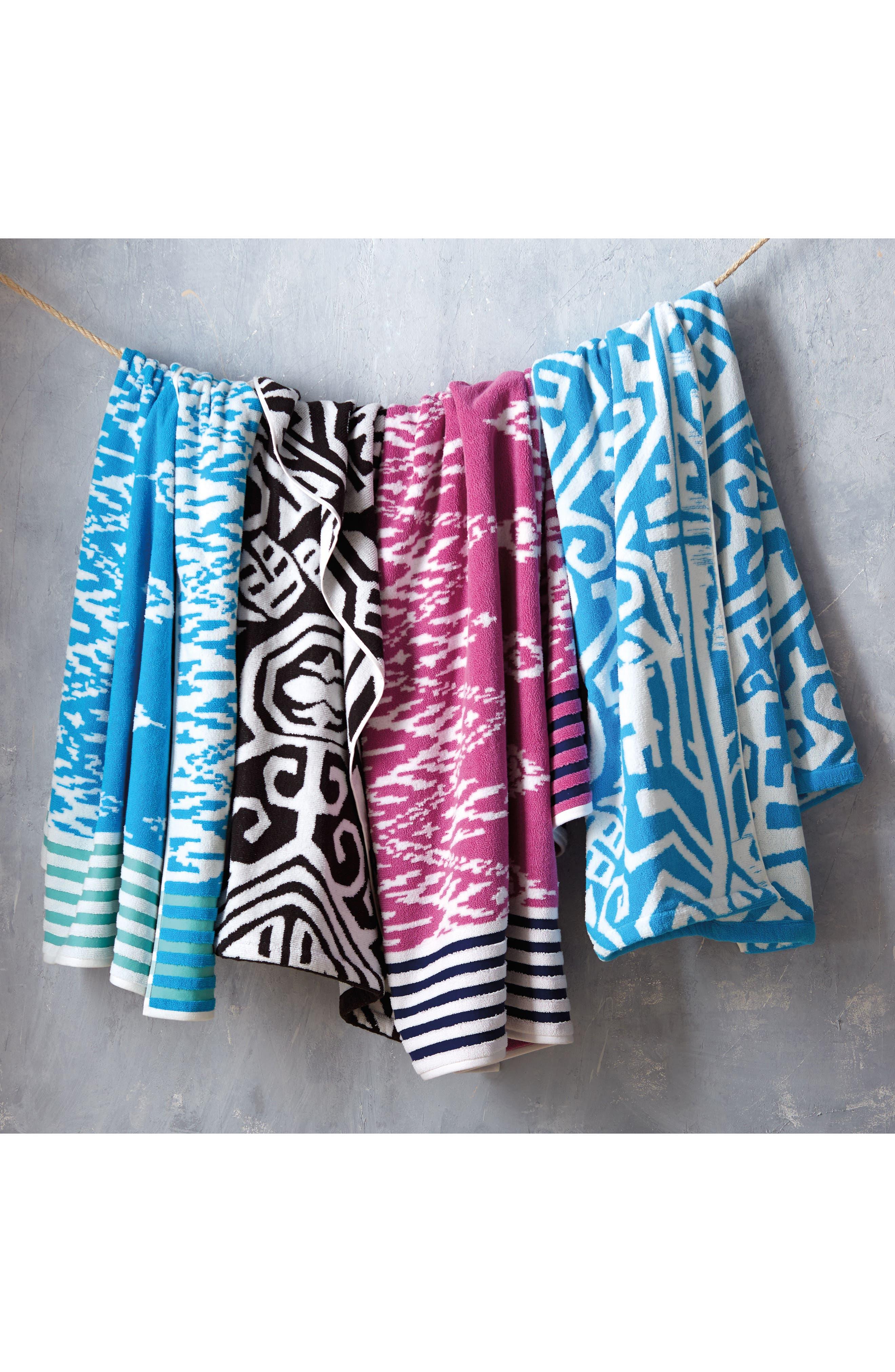 Dita Resort Towel,                             Alternate thumbnail 4, color,                             500