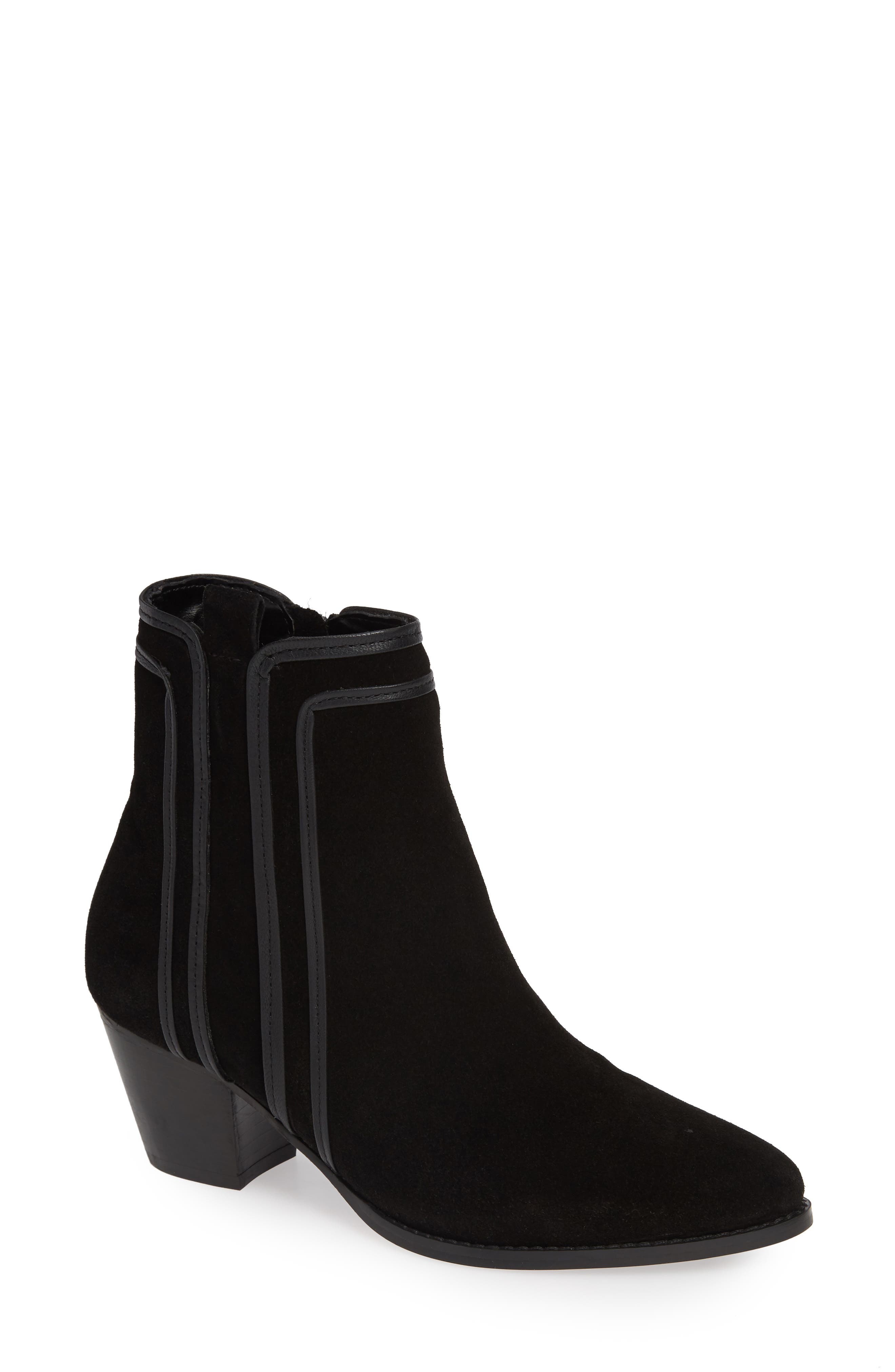 Coconuts By Matisse Ford Bootie- Black
