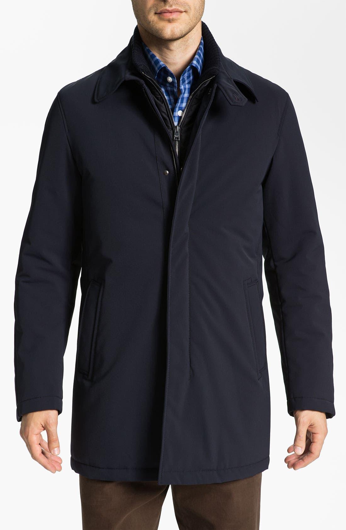 Travel Raincoat, Main, color, 001