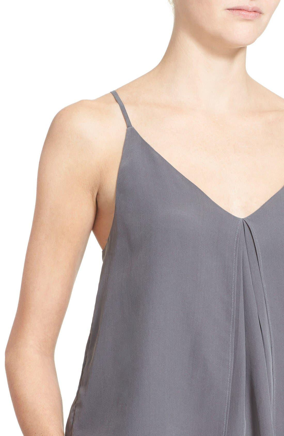 'Otissa' Silk Camisole,                             Alternate thumbnail 5, color,                             031