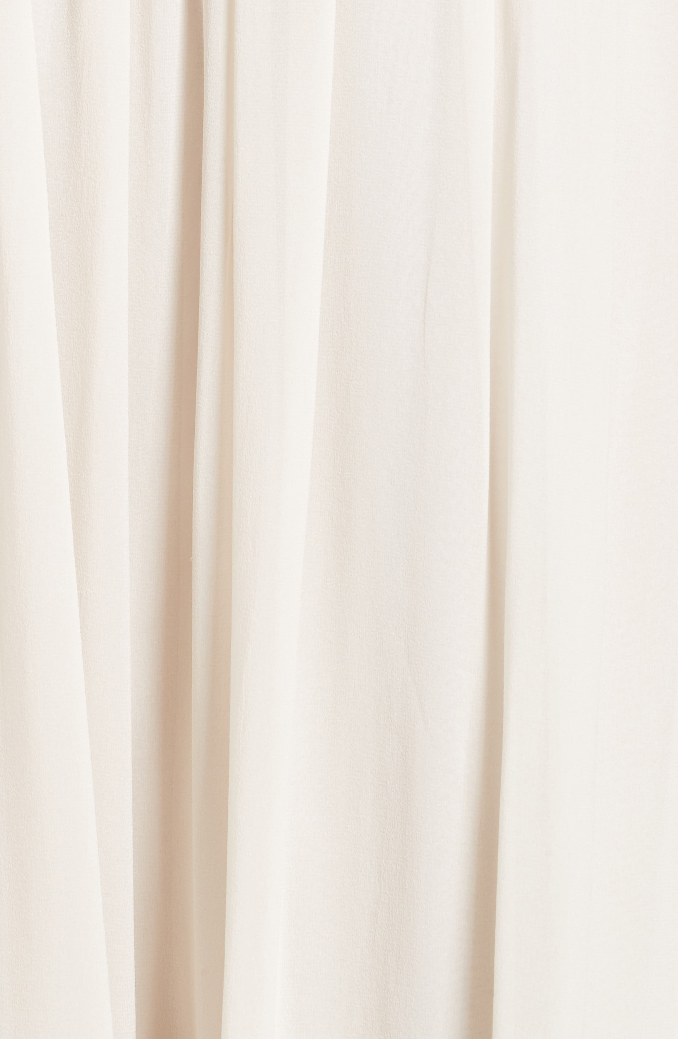 Pleated Chiffon Midi Skirt,                             Alternate thumbnail 5, color,                             250