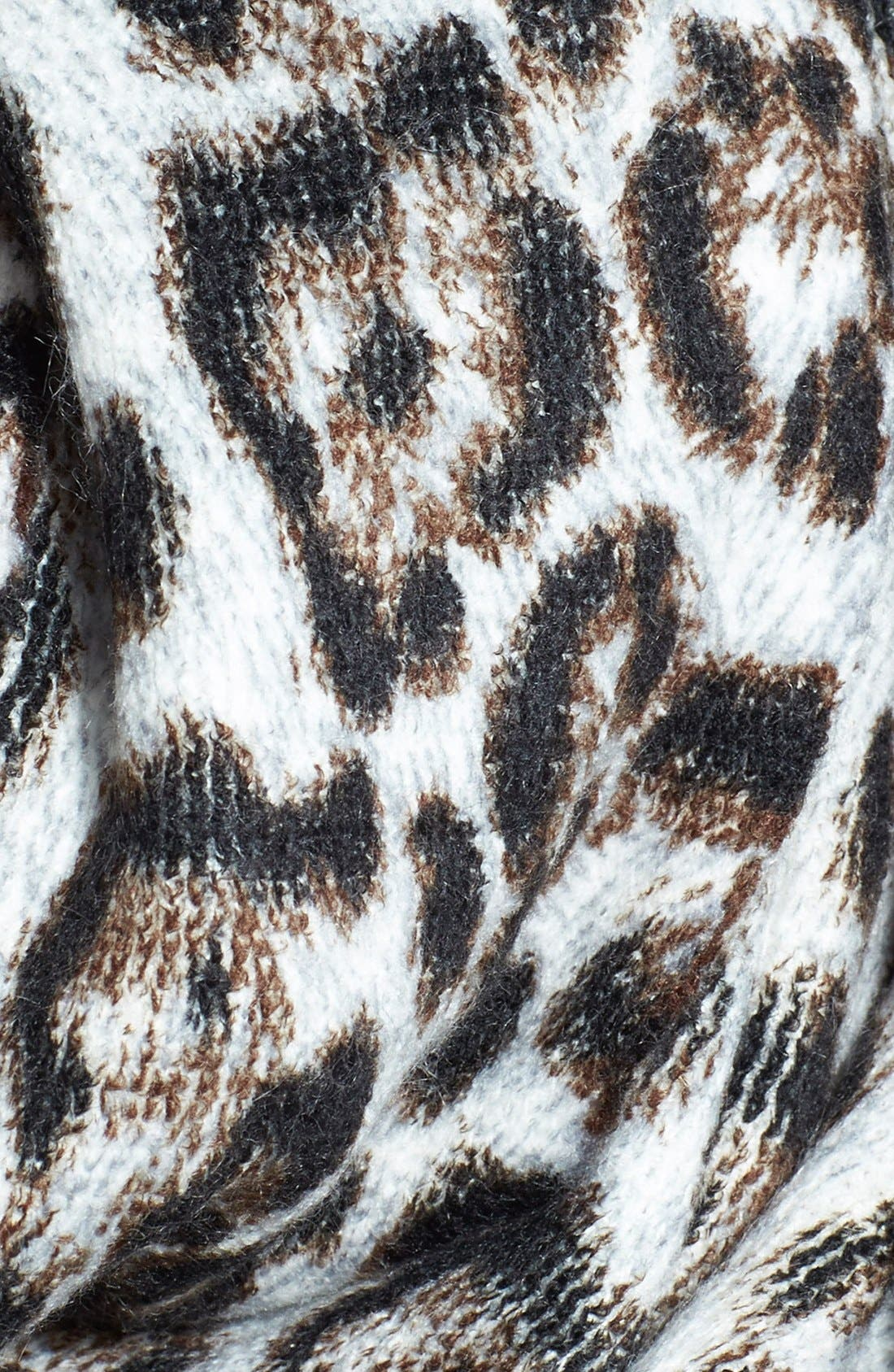 'Mowani' Leopard Print Infinity Scarf,                             Alternate thumbnail 2, color,                             250