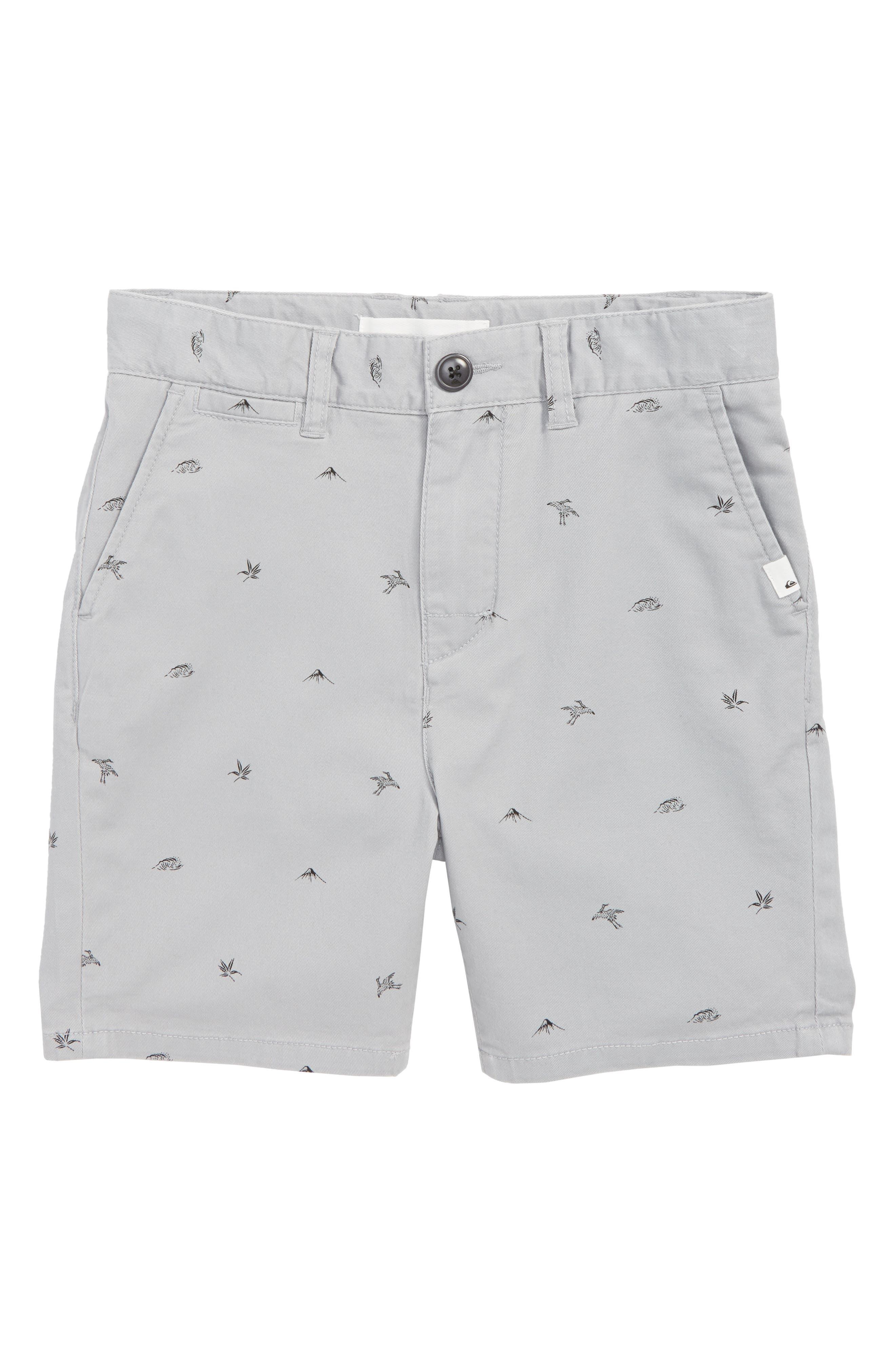 Krandy Fuji Chino Shorts,                             Main thumbnail 1, color,                             SLEET