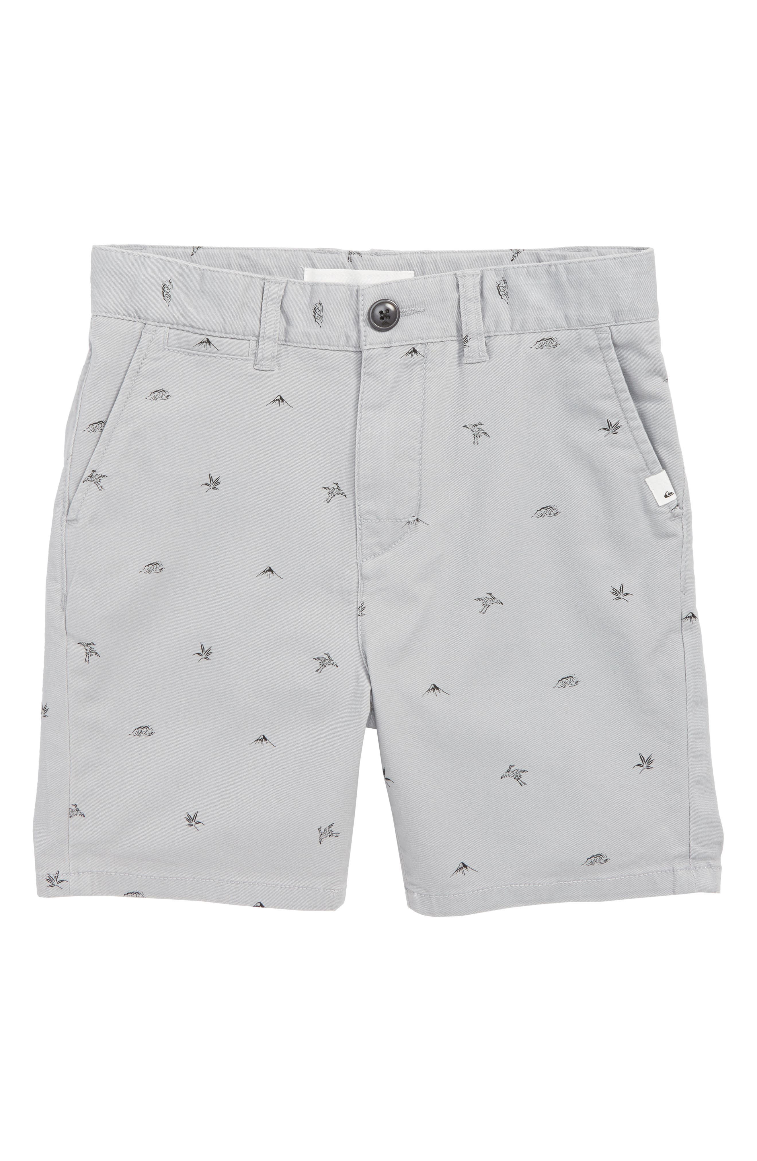 Krandy Fuji Chino Shorts,                         Main,                         color, SLEET