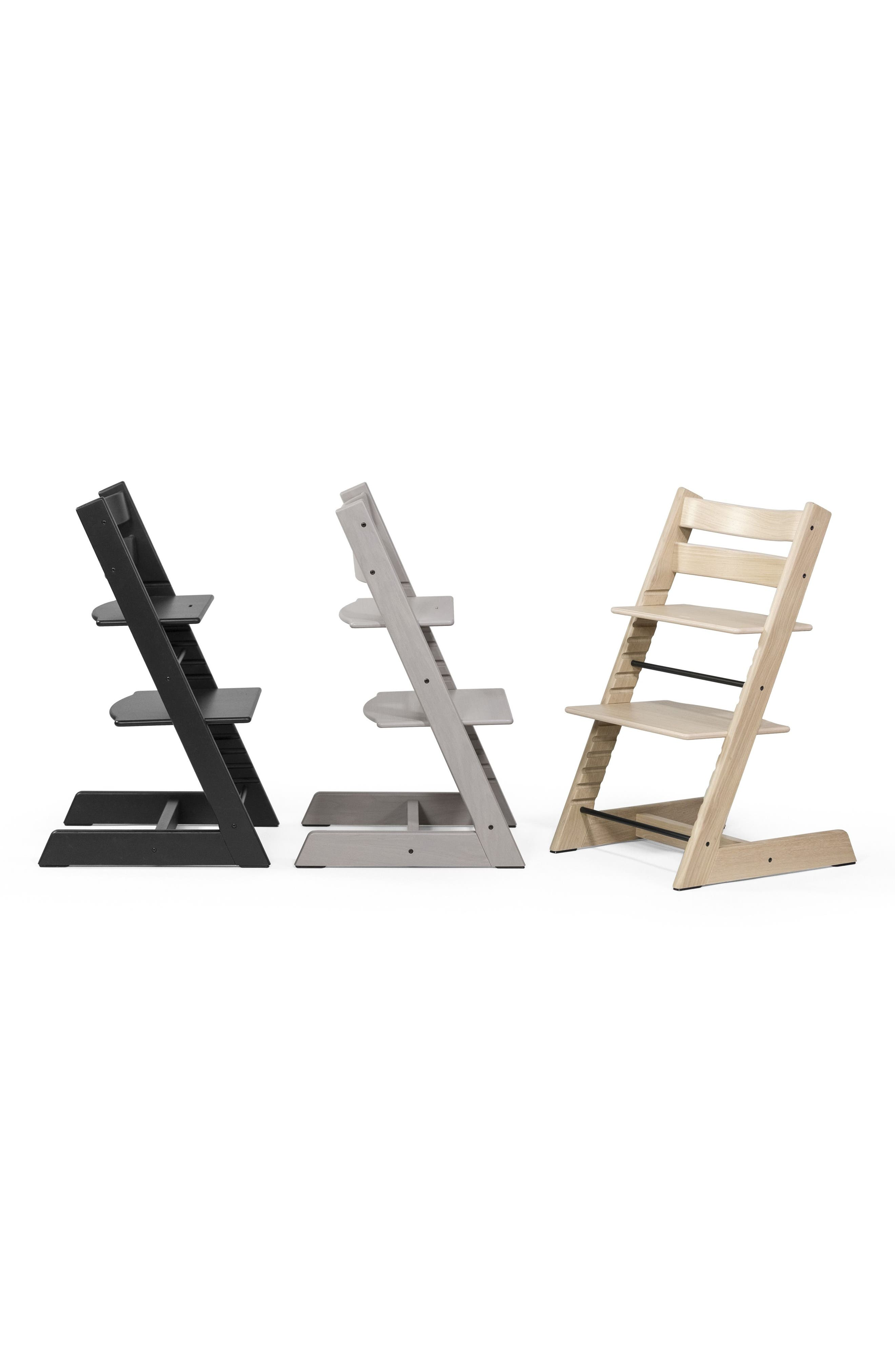 STOKKE,                              Tripp Trapp<sup>®</sup> Limited Edition Oak Chair,                             Alternate thumbnail 3, color,                             019
