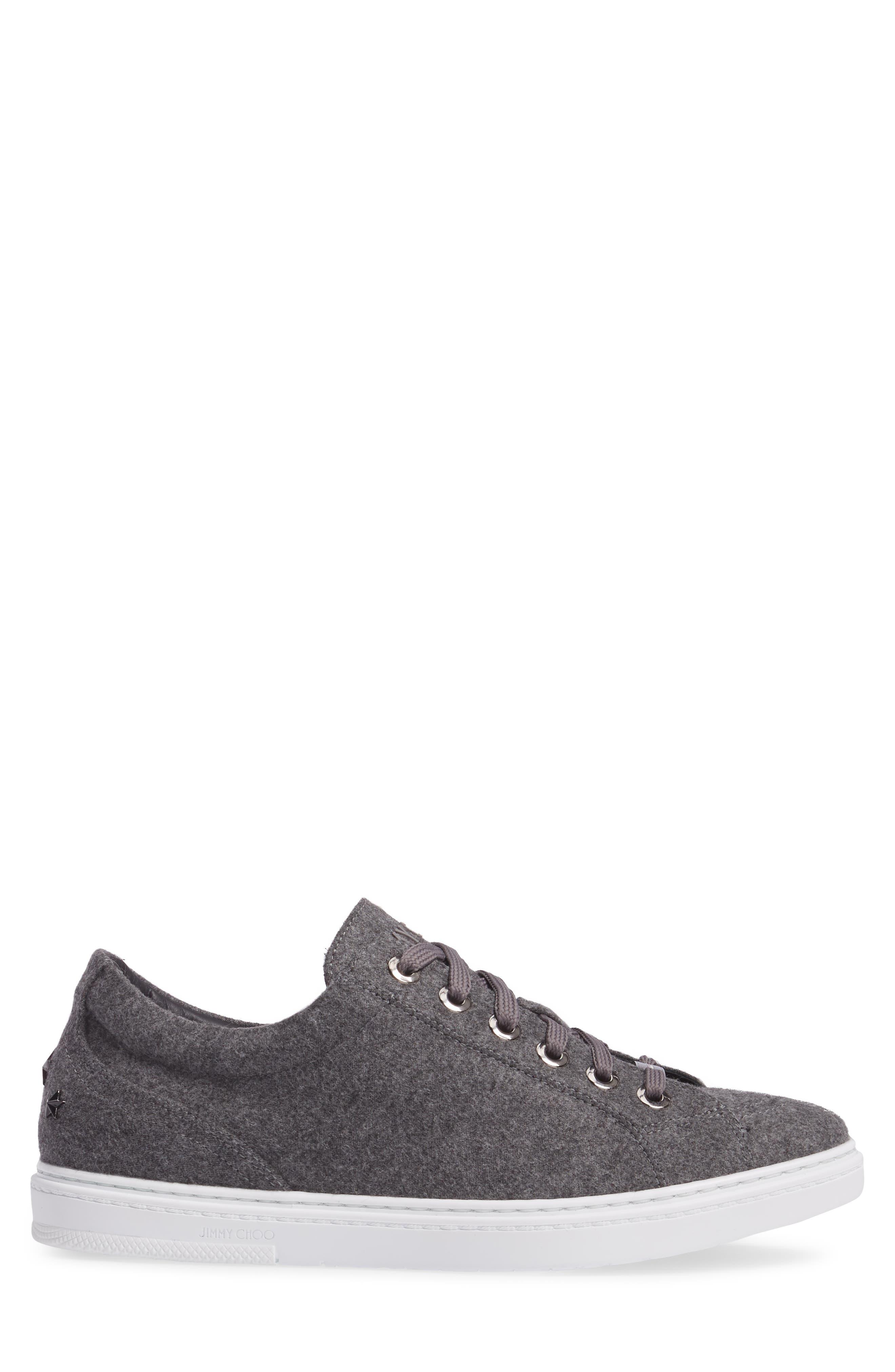 Low Top Sneaker,                             Alternate thumbnail 3, color,                             030