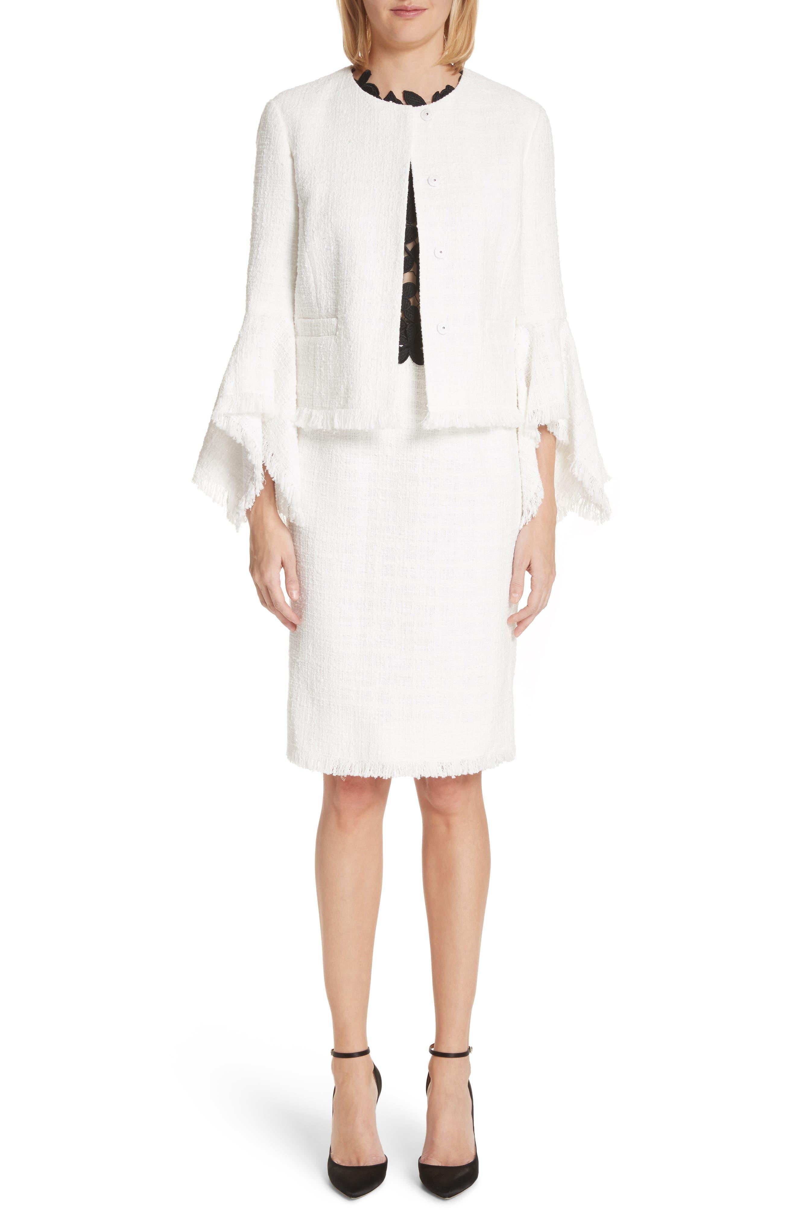 Lace Bodice Sheath Dress,                             Alternate thumbnail 7, color,