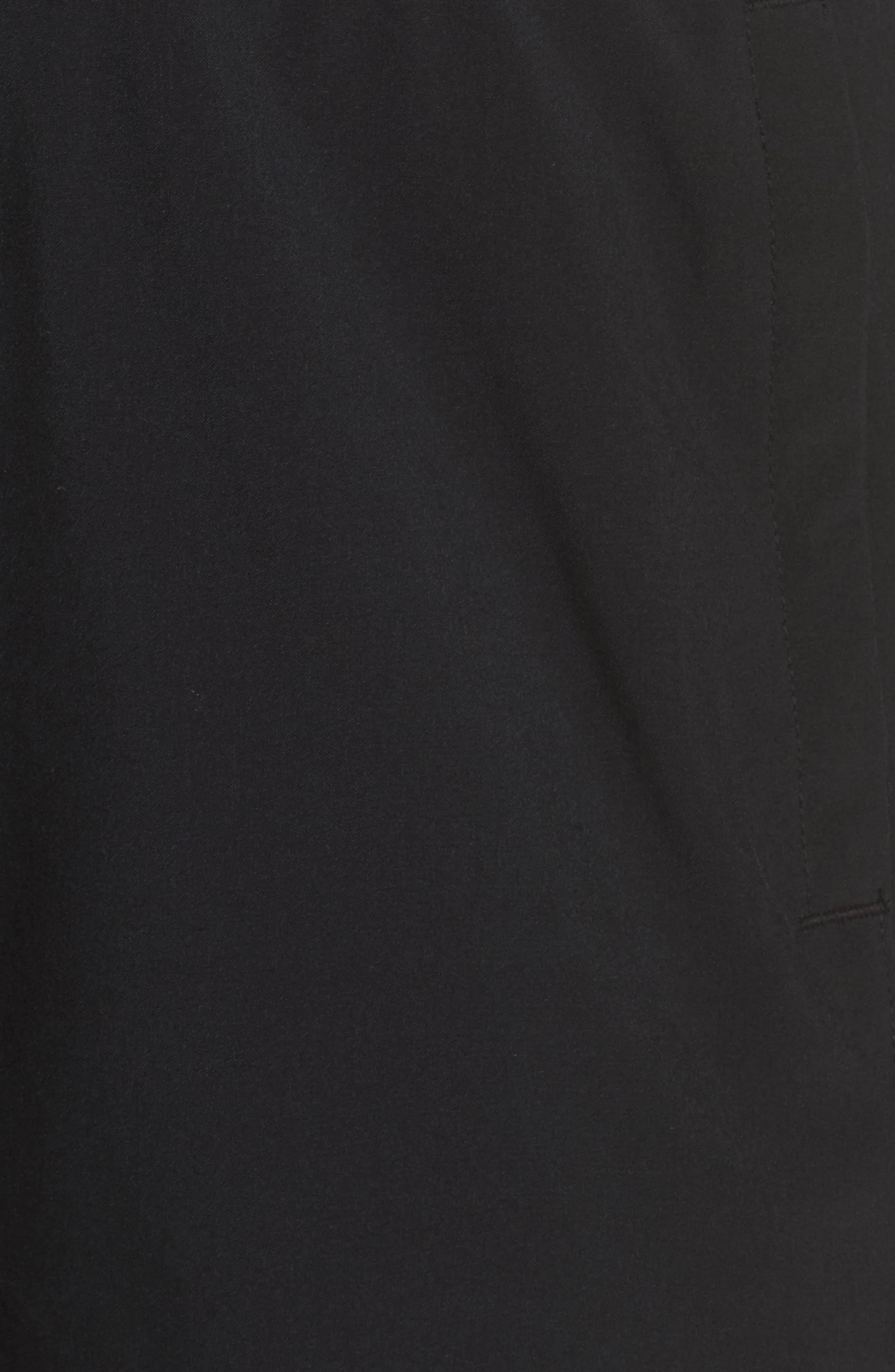 BROOKS,                             Chaser 7 Shorts,                             Alternate thumbnail 6, color,                             BLACK