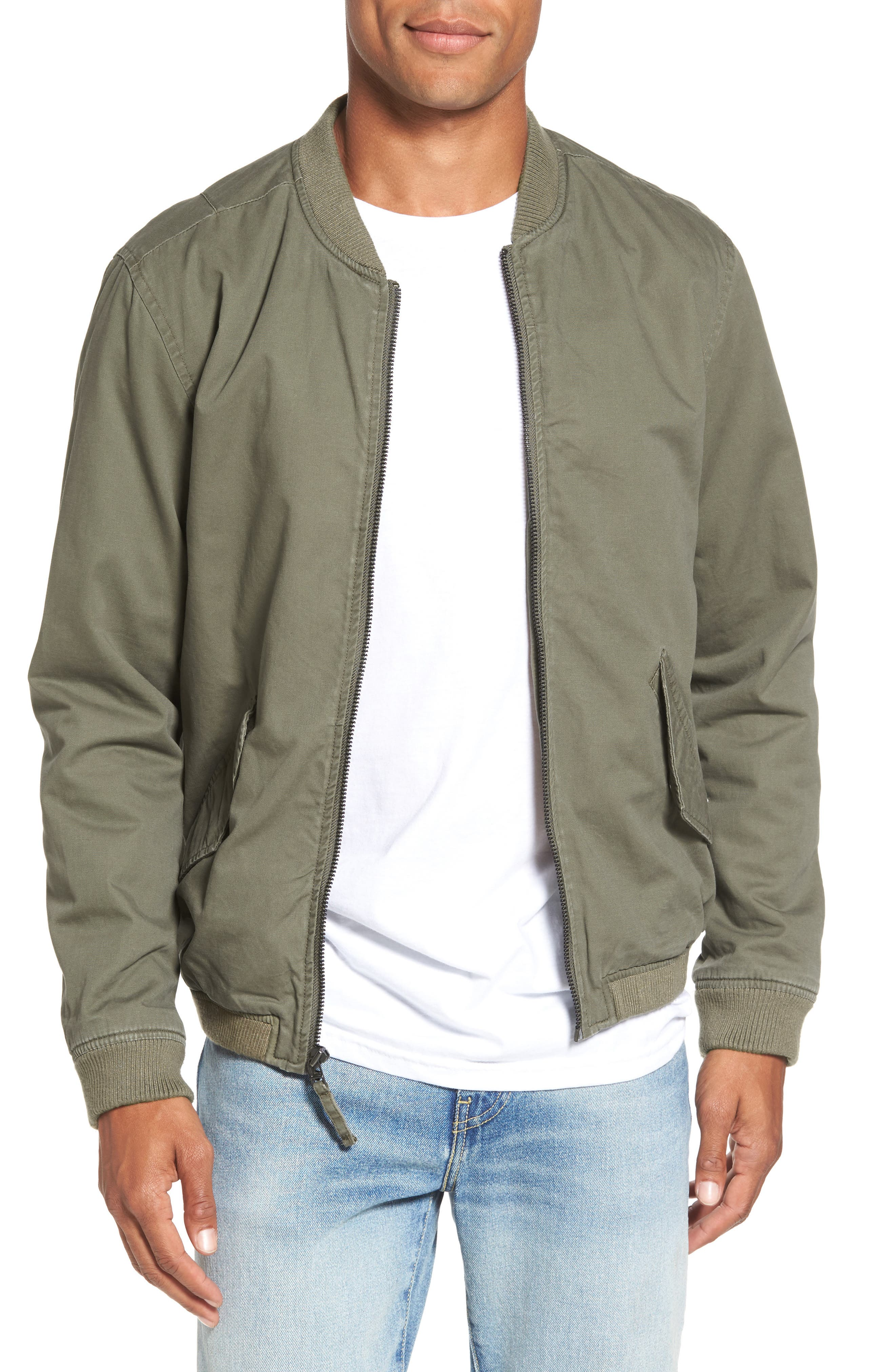 All City Bomber Jacket,                         Main,                         color, 340