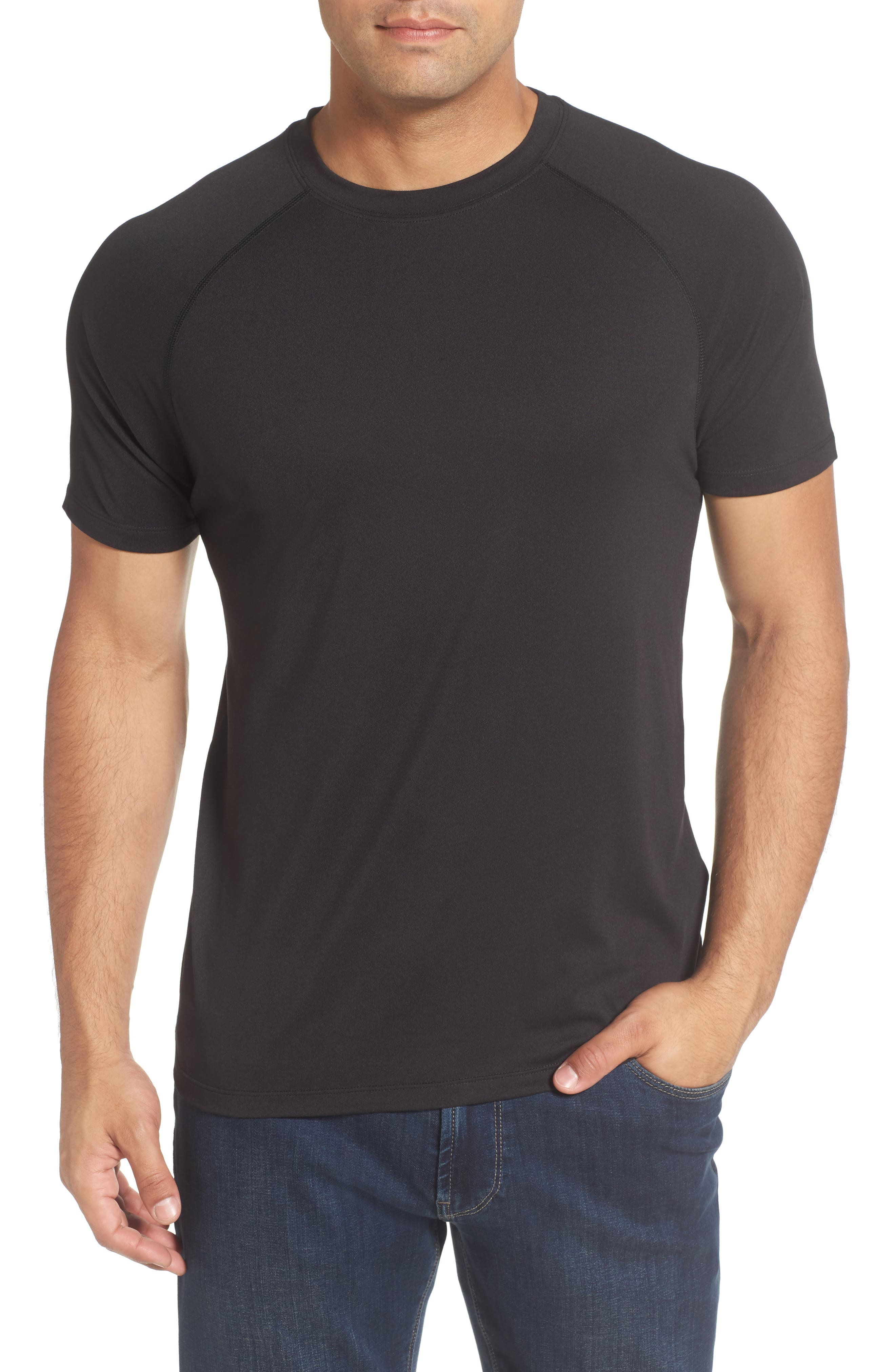 Rio Technical T-Shirt,                         Main,                         color, 001