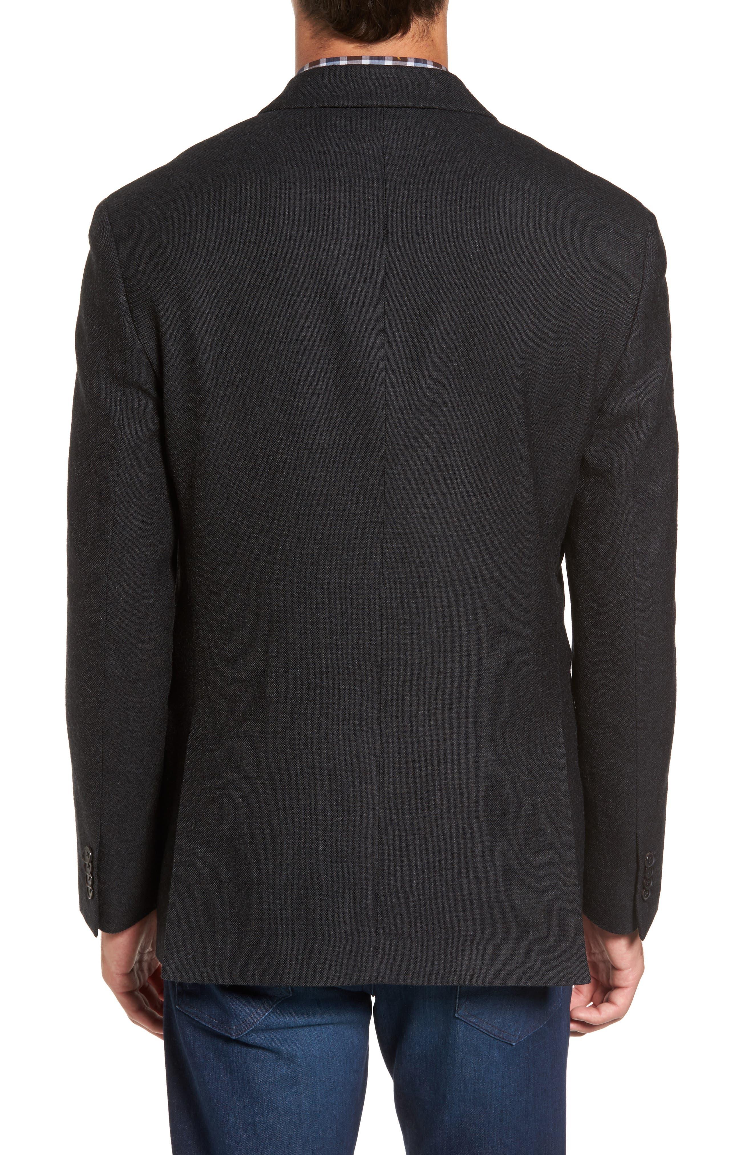 Slingsby Virgin Wool Sport Coat,                             Alternate thumbnail 2, color,                             021