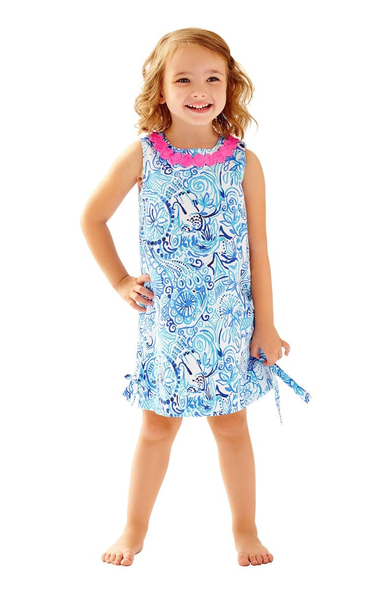 efb6e9897 Lilly Pulitzer®  Little Lilly  Shift Dress (Toddler Girls