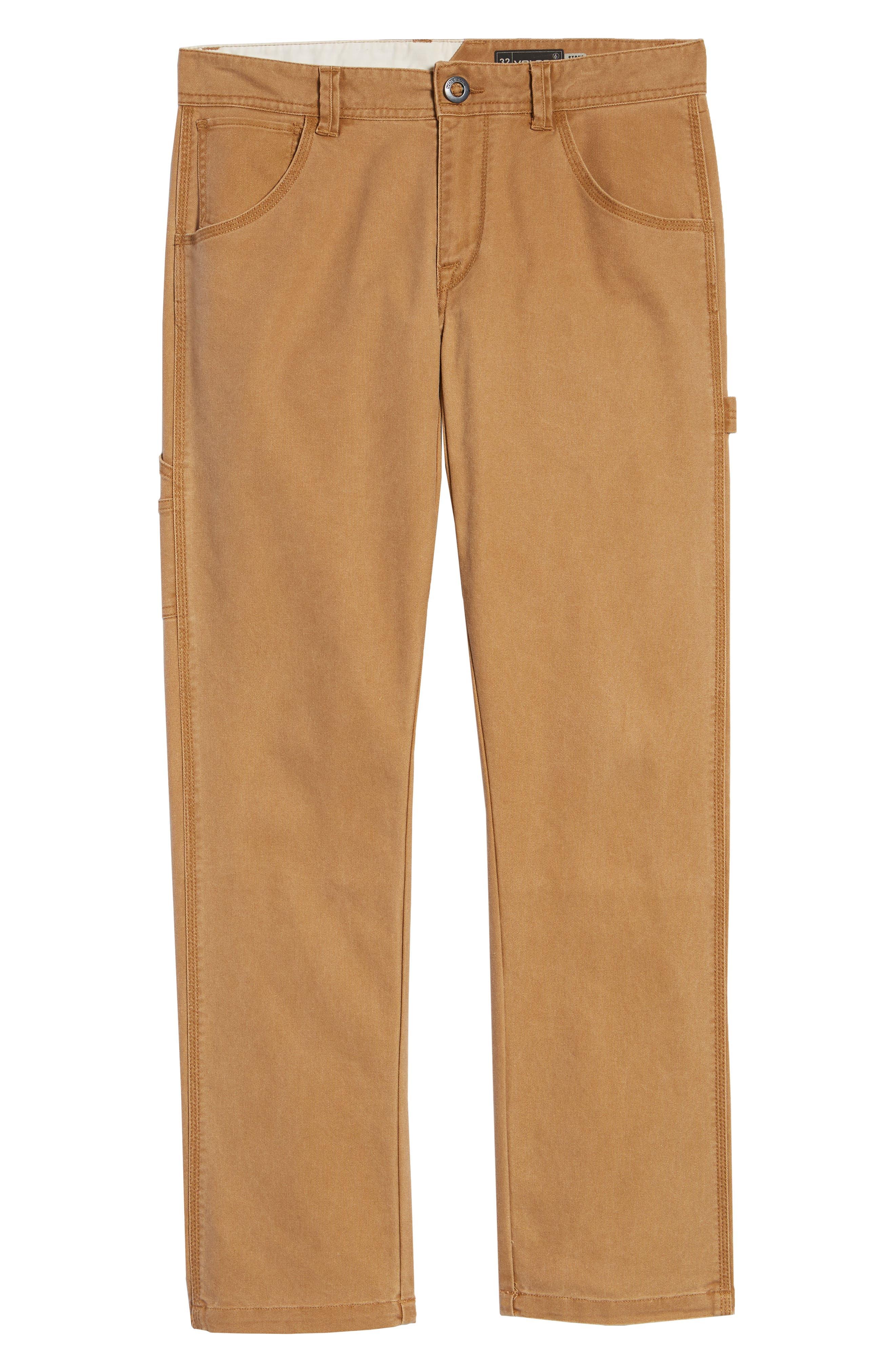 VSM Whaler Pants,                             Alternate thumbnail 6, color,                             CAMEL
