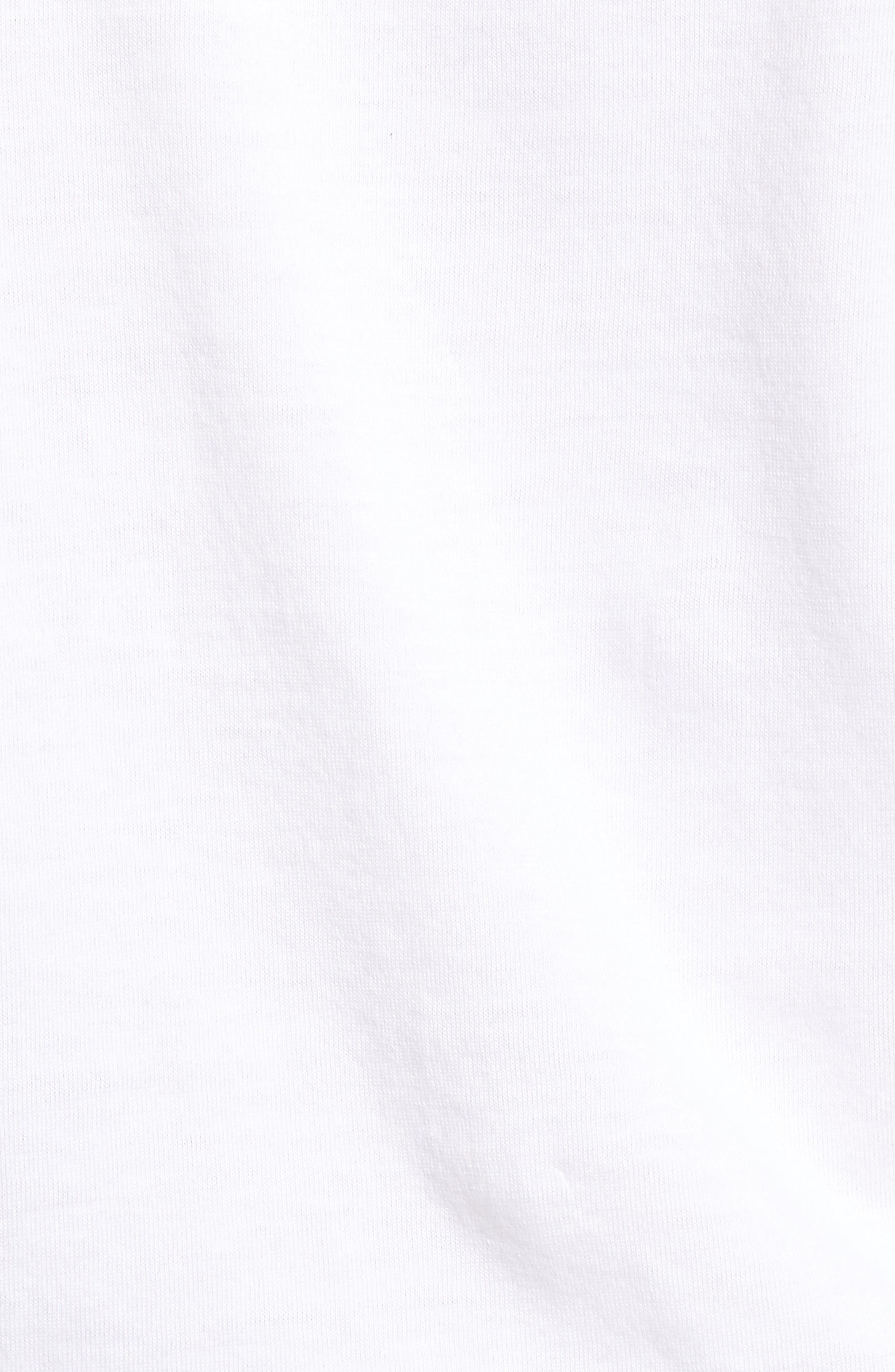 Short Sleeve Cotton Tee,                             Alternate thumbnail 55, color,
