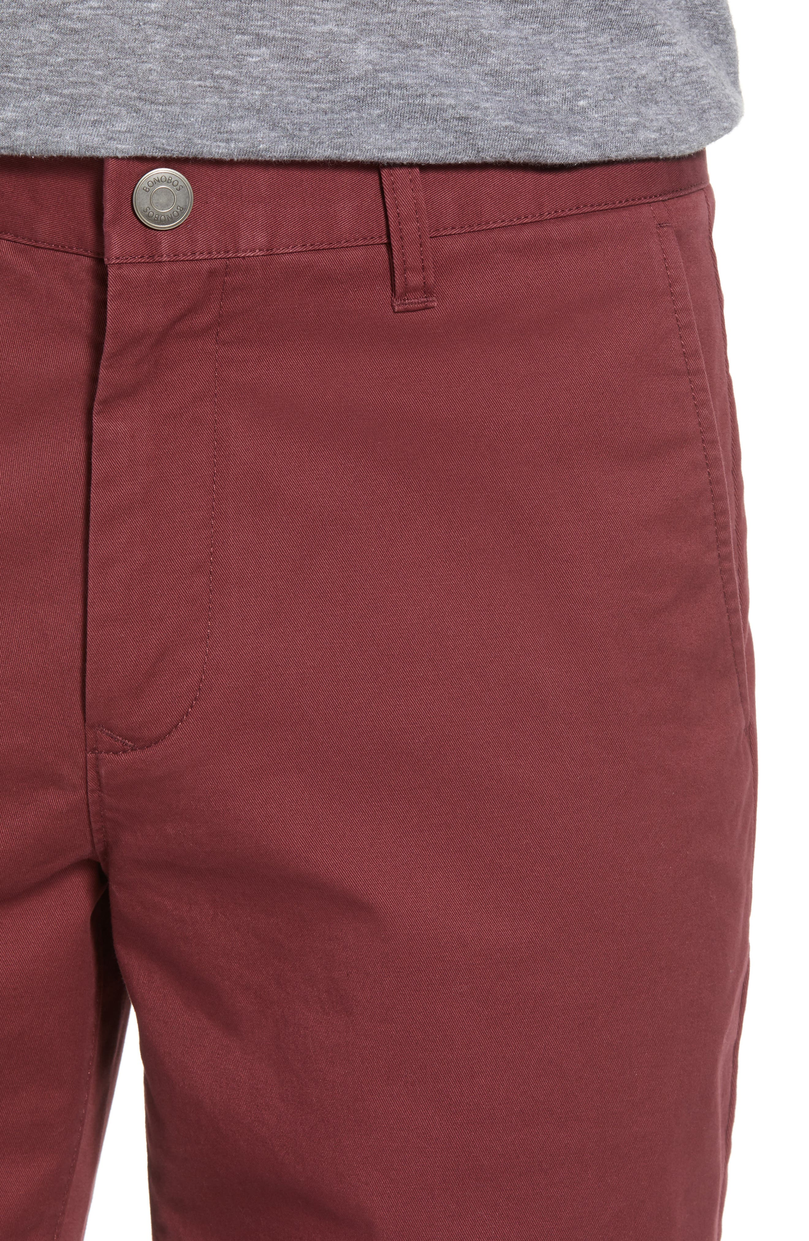 Stretch Washed Chino 11-Inch Shorts,                             Alternate thumbnail 74, color,