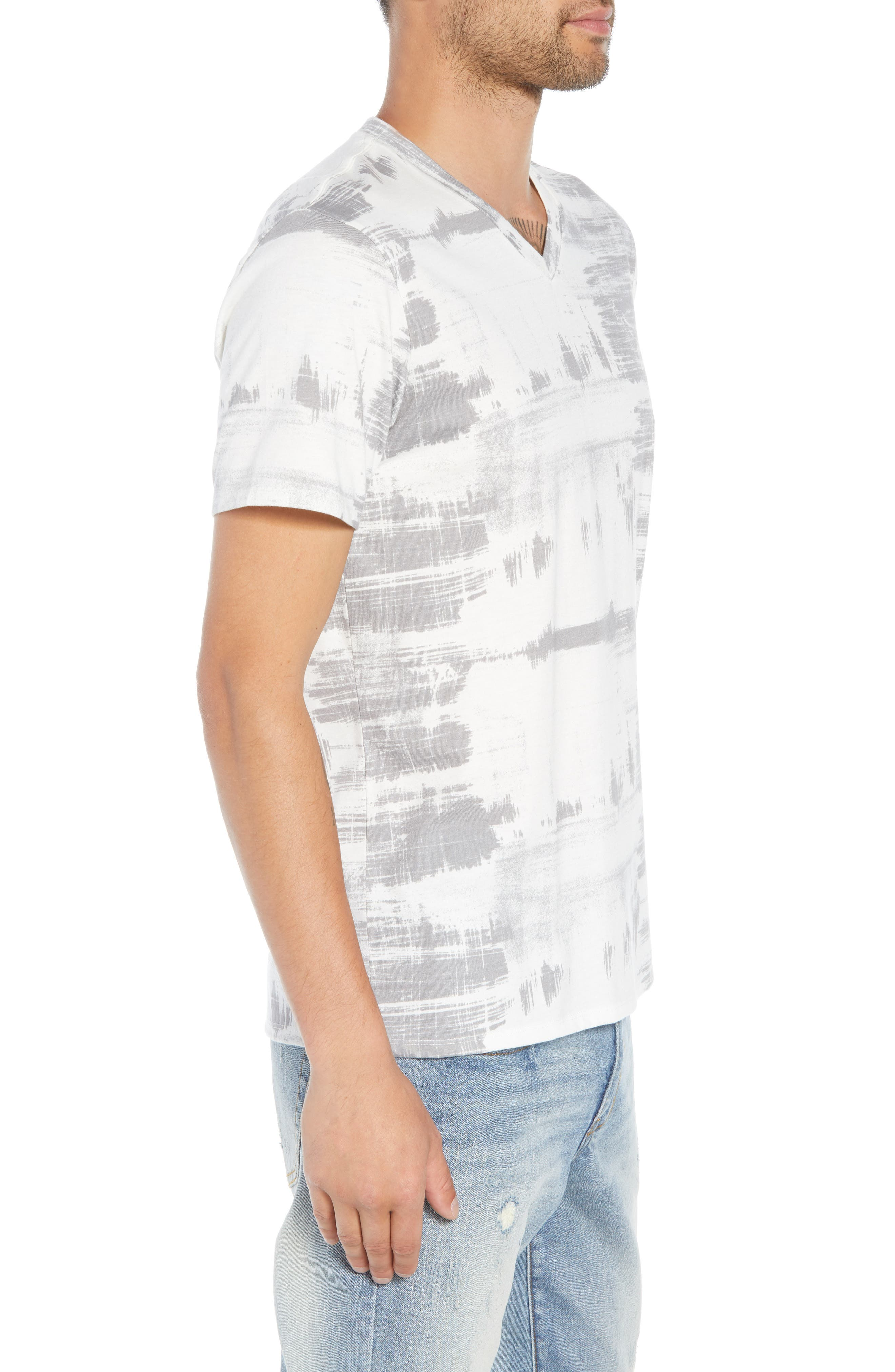 V-Neck T-Shirt,                             Alternate thumbnail 21, color,