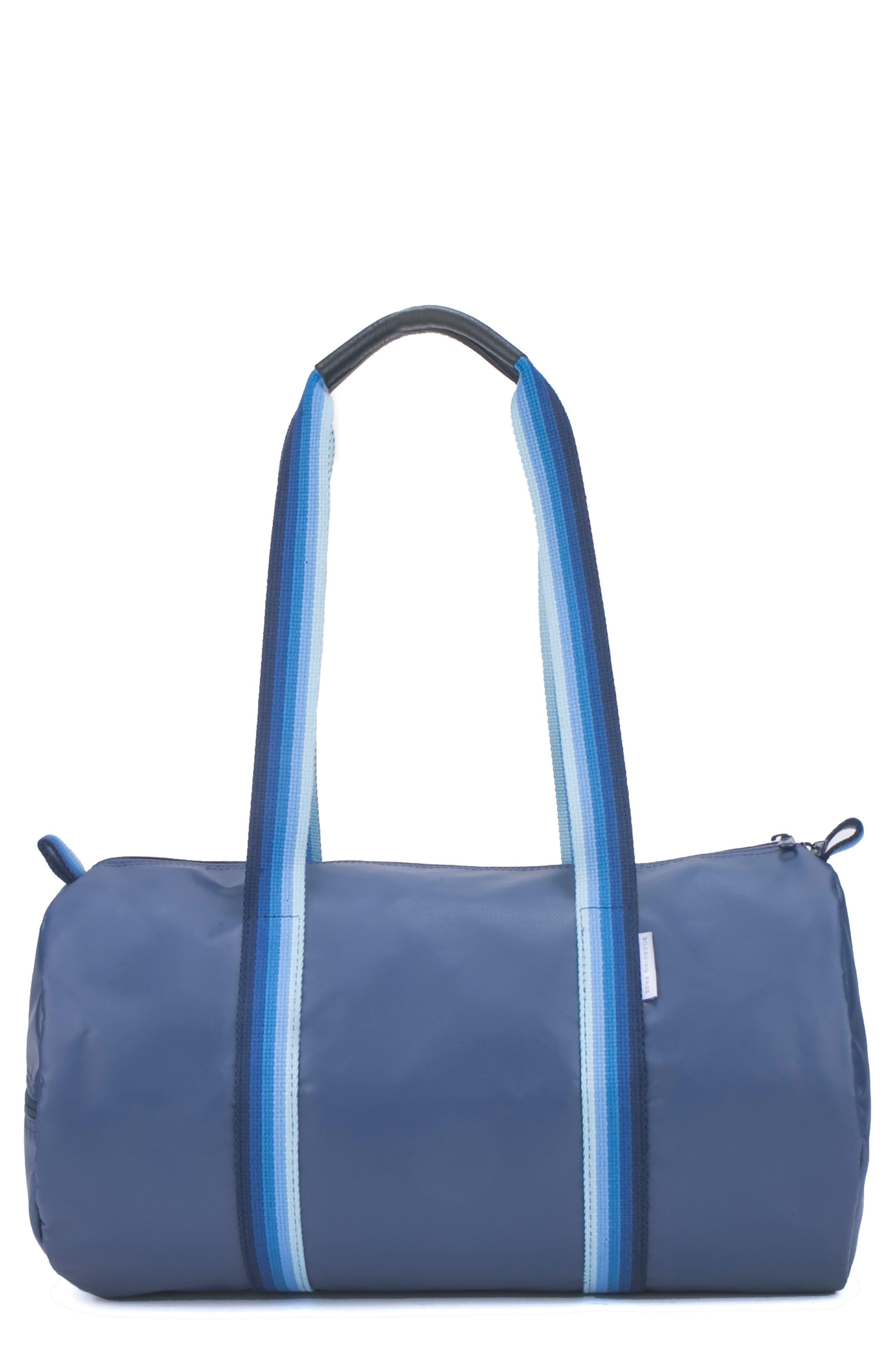BOARDING PASS Lifestyle Duffel Bag - Blue