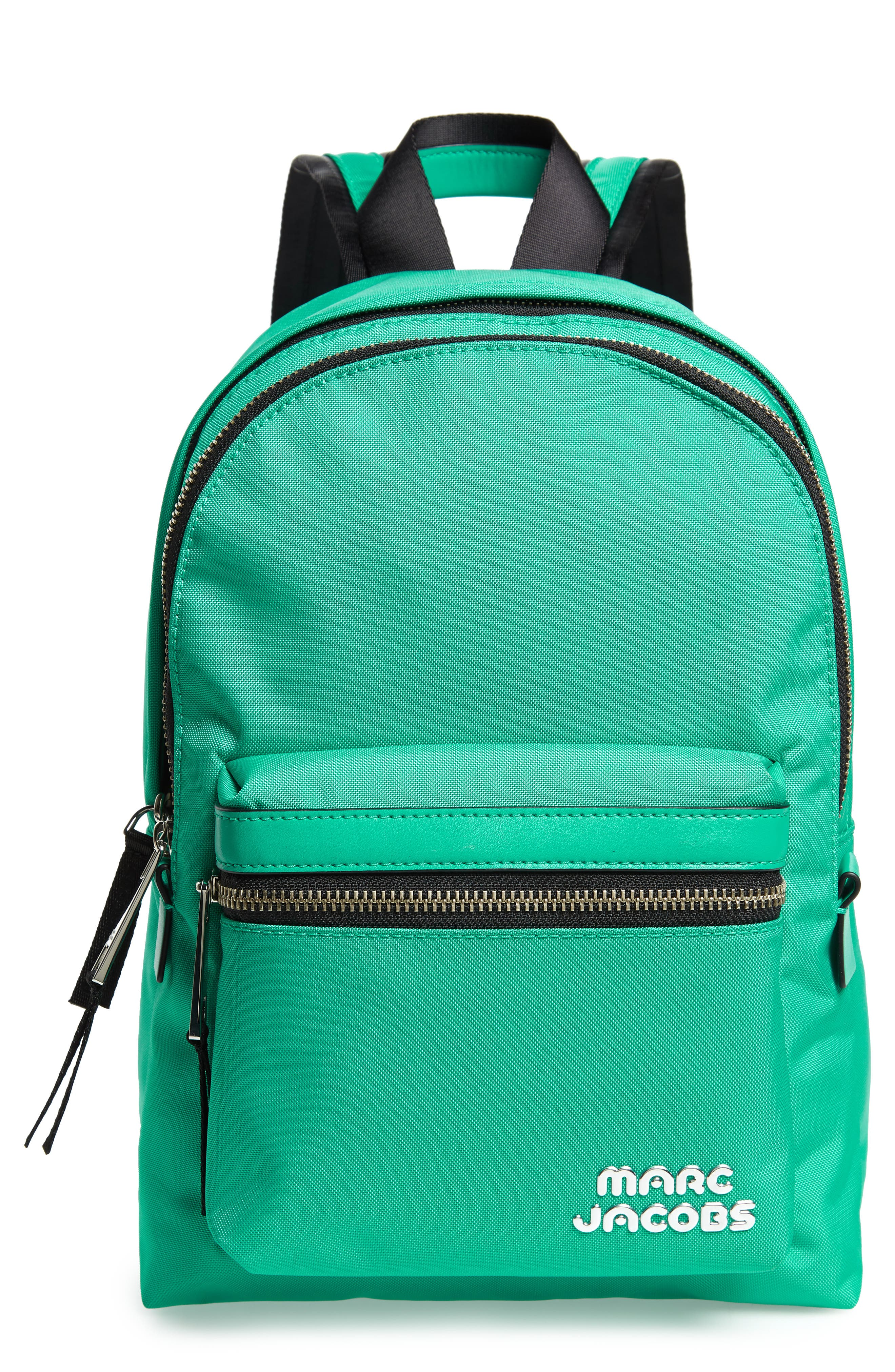 Medium Trek Nylon Backpack,                         Main,                         color, SAGE