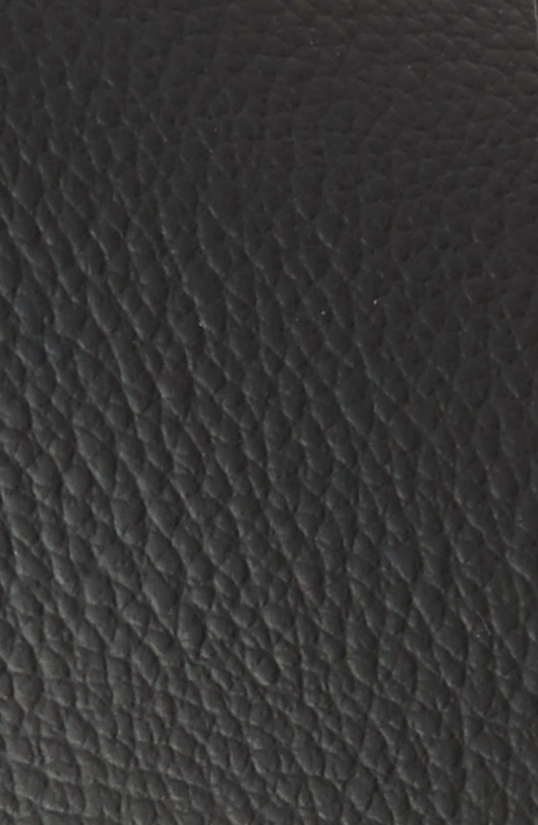 Fleming Reversible Leather Belt,                             Alternate thumbnail 6, color,