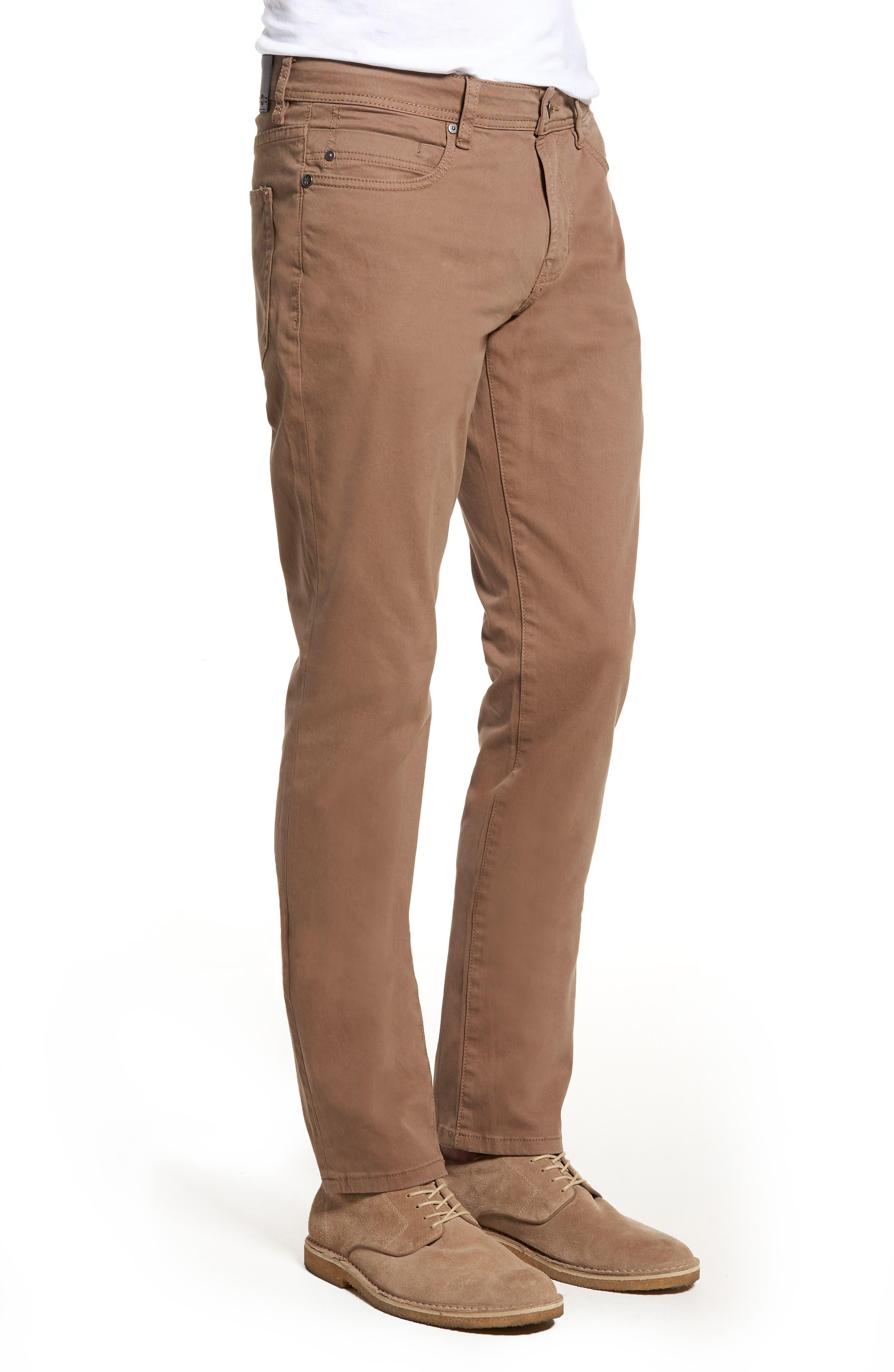 Jeans Co. Kingston Slim Straight Leg Jeans,                             Alternate thumbnail 3, color,                             CUB