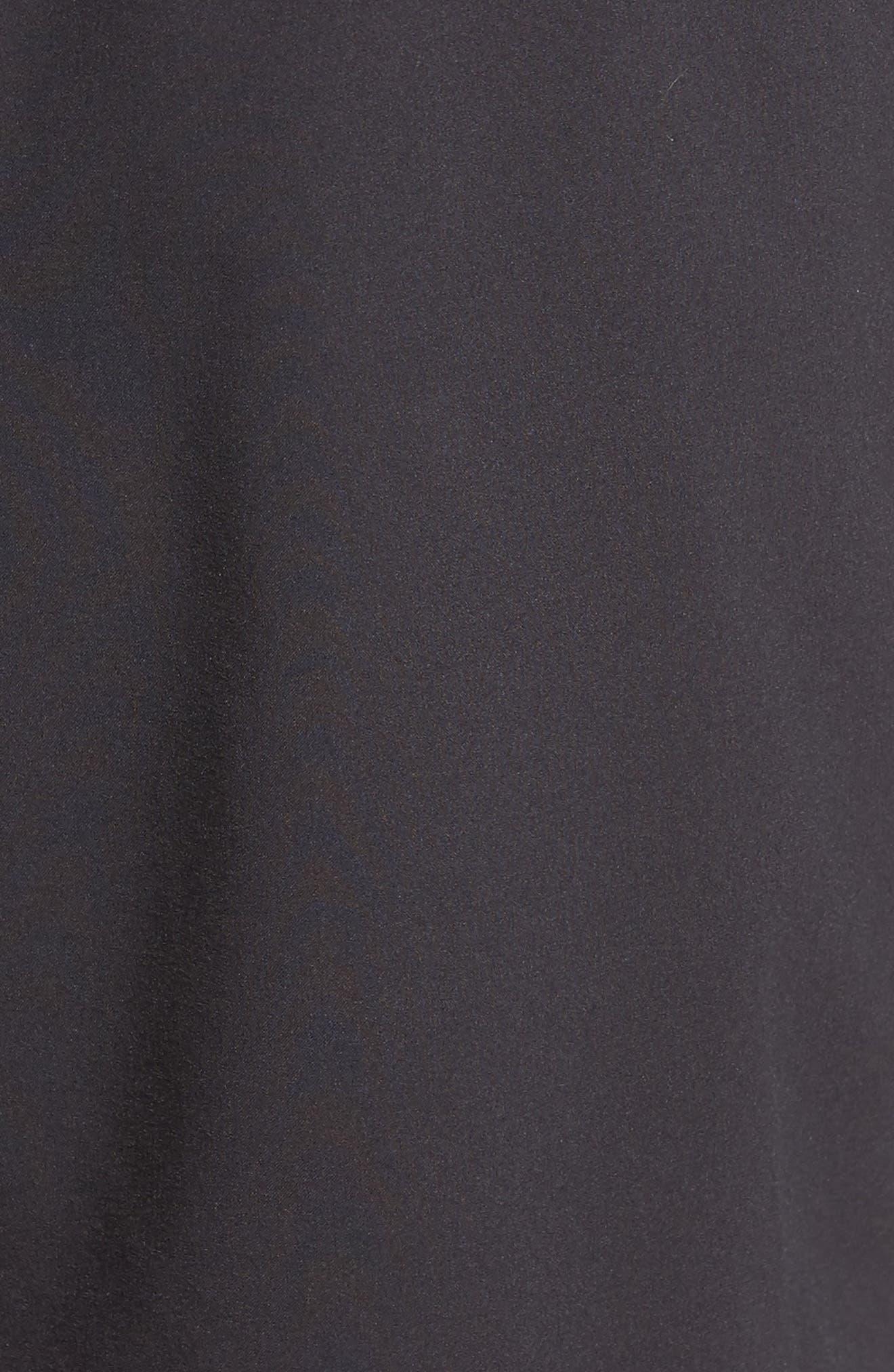 Propulsion Athletic Shorts,                             Alternate thumbnail 5, color,                             BLACK