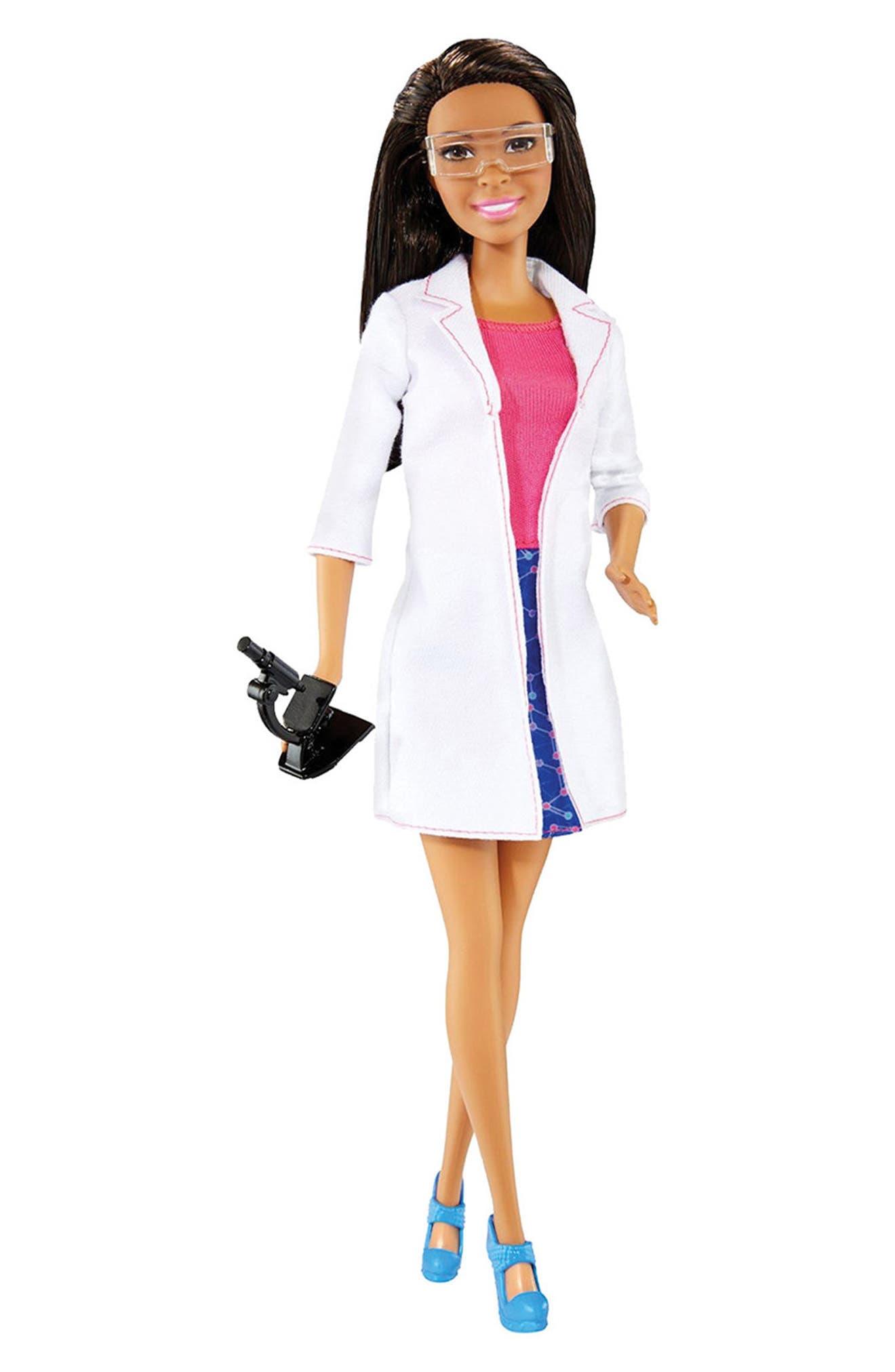Barbie<sup>®</sup> Nikki STEM Kit & Doll Set,                             Alternate thumbnail 5, color,                             PINK