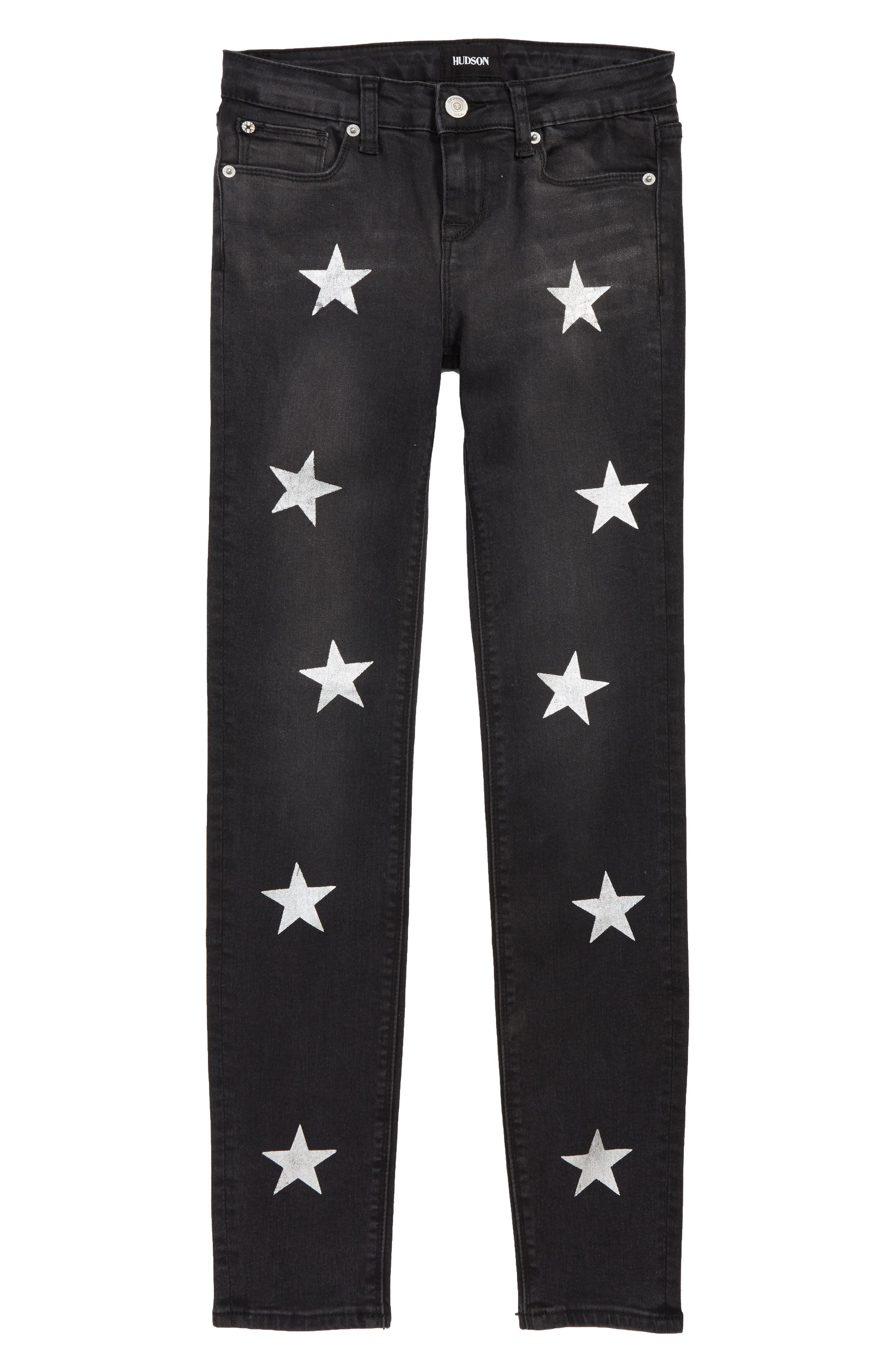 Jolene Star Skinny Jeans,                             Main thumbnail 1, color,                             017