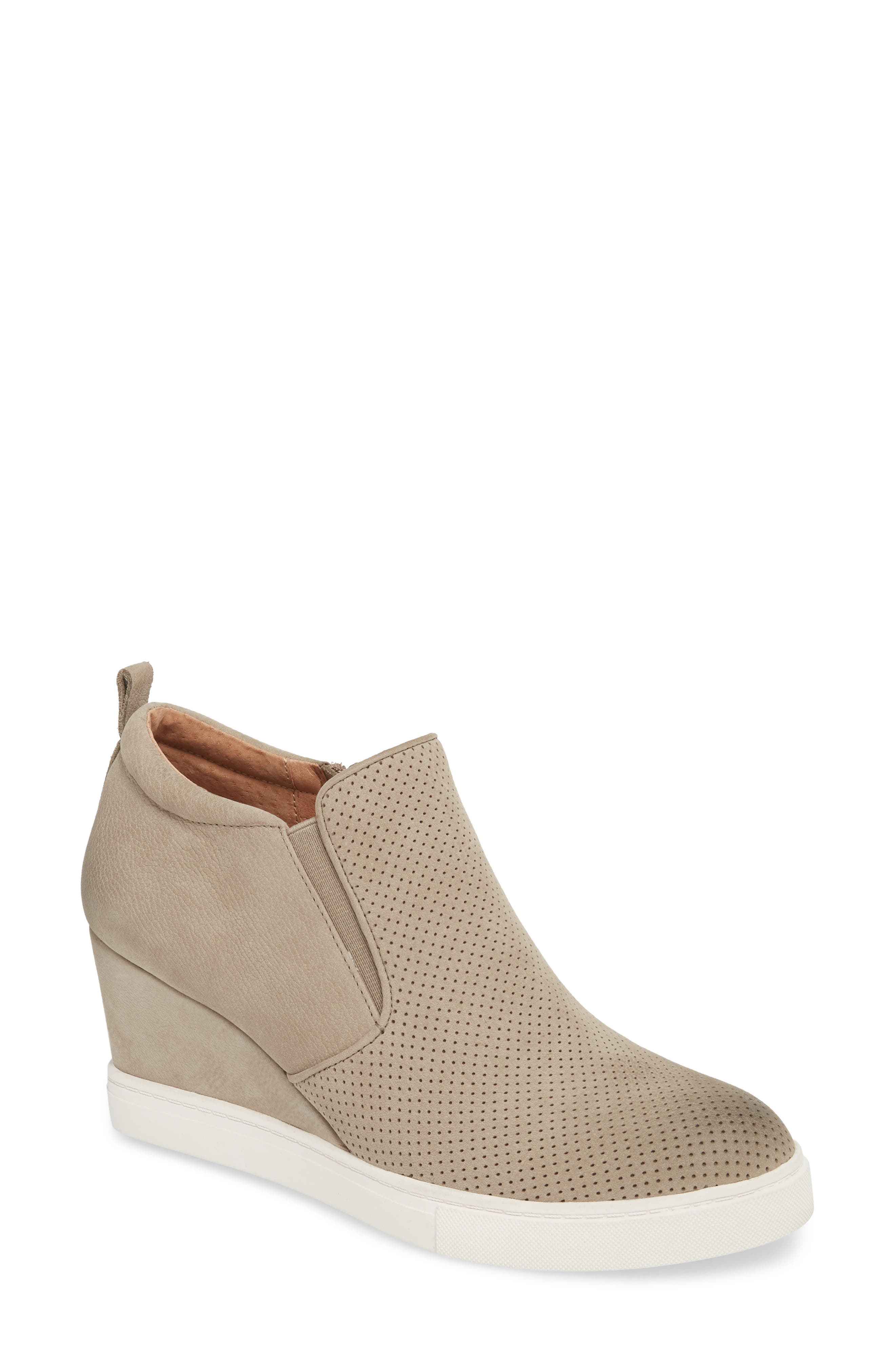 Aiden Wedge Sneaker, Main, color, 260