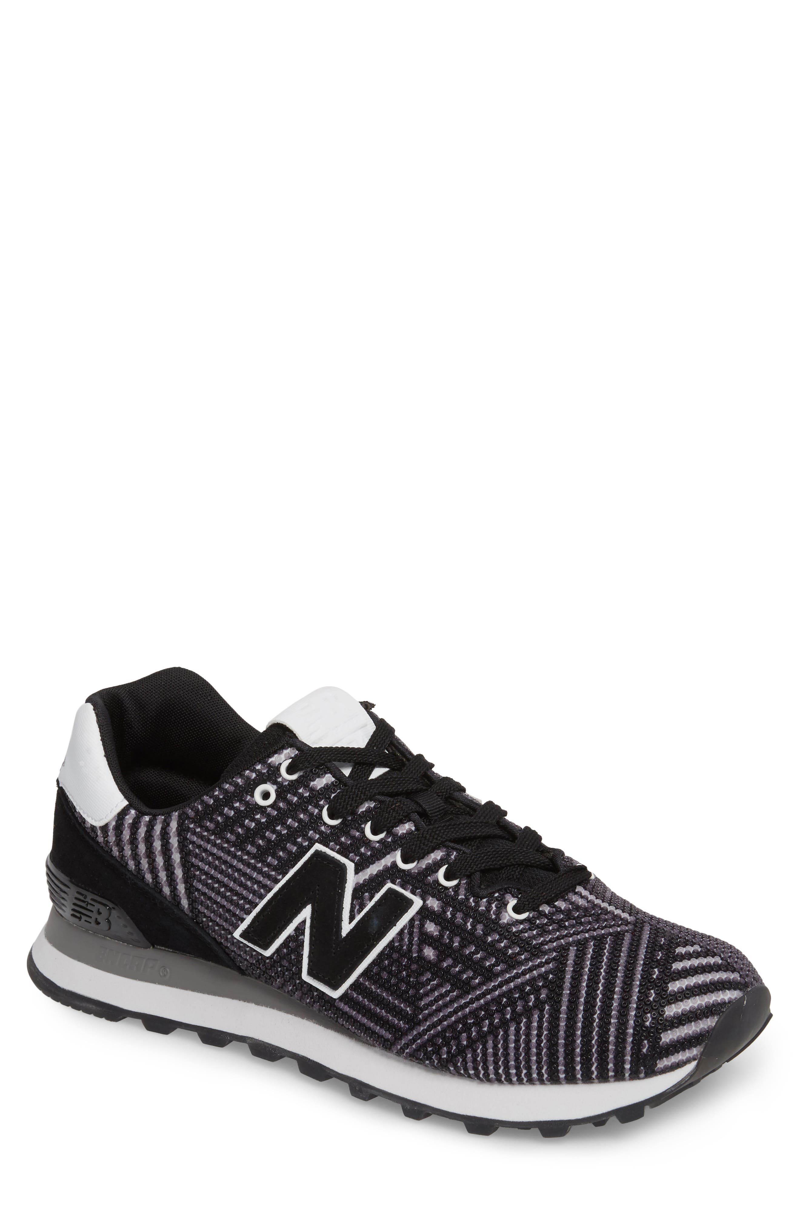 574 Beaded Sneaker,                         Main,                         color, 004