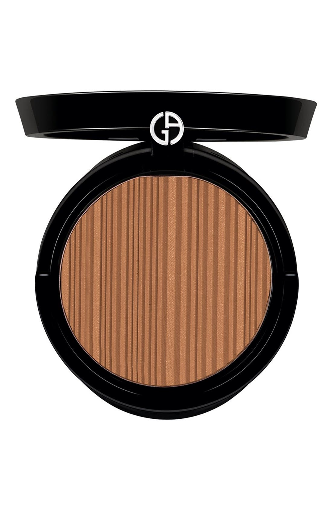 'Sun Fabric' Bronzer,                             Main thumbnail 1, color,