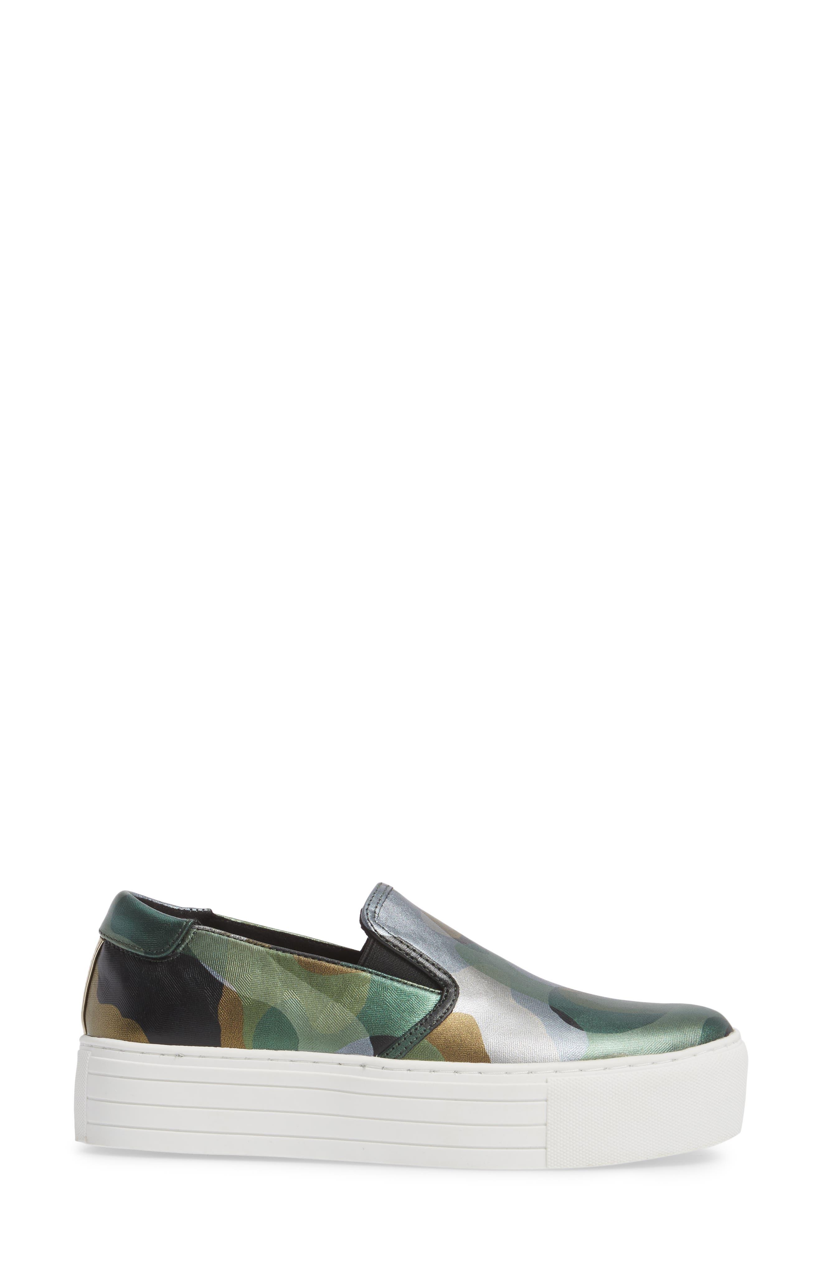 Joanie Slip-On Platform Sneaker,                             Alternate thumbnail 26, color,