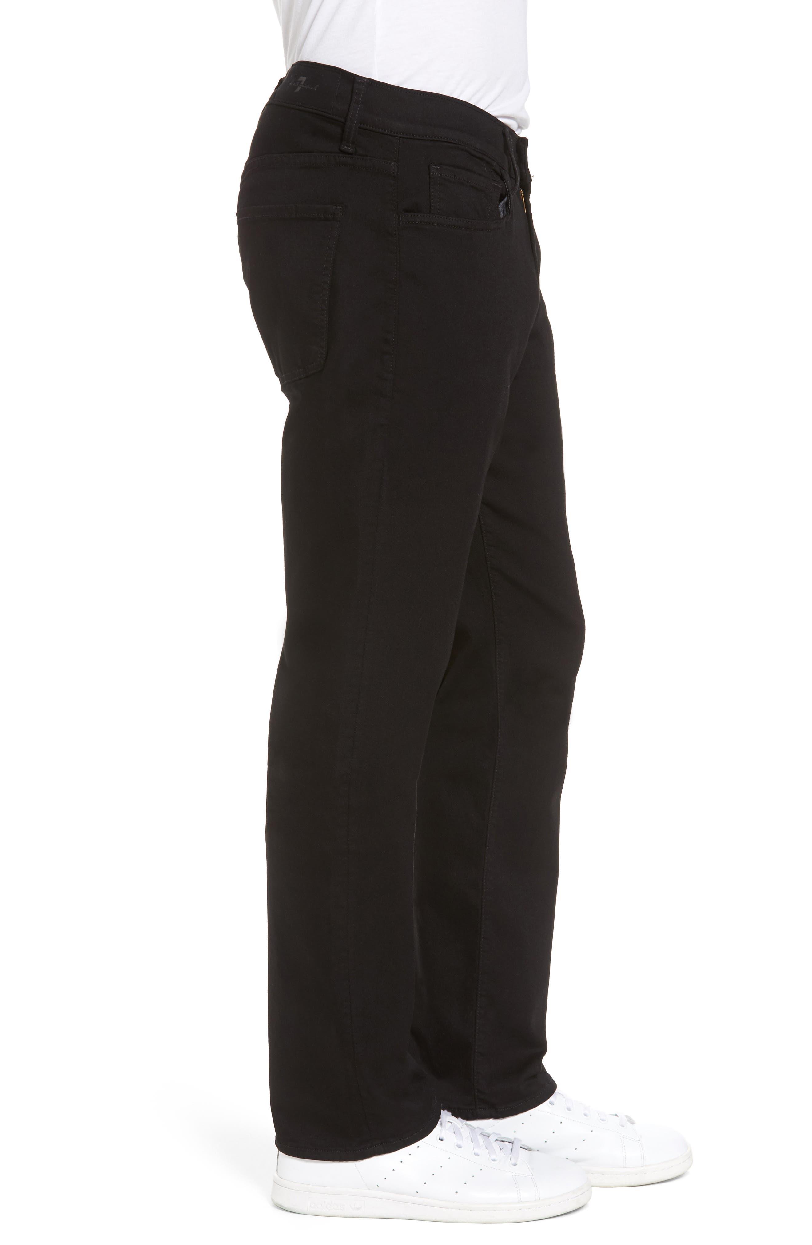 Slimmy Slim Leg Jeans,                             Alternate thumbnail 3, color,                             004