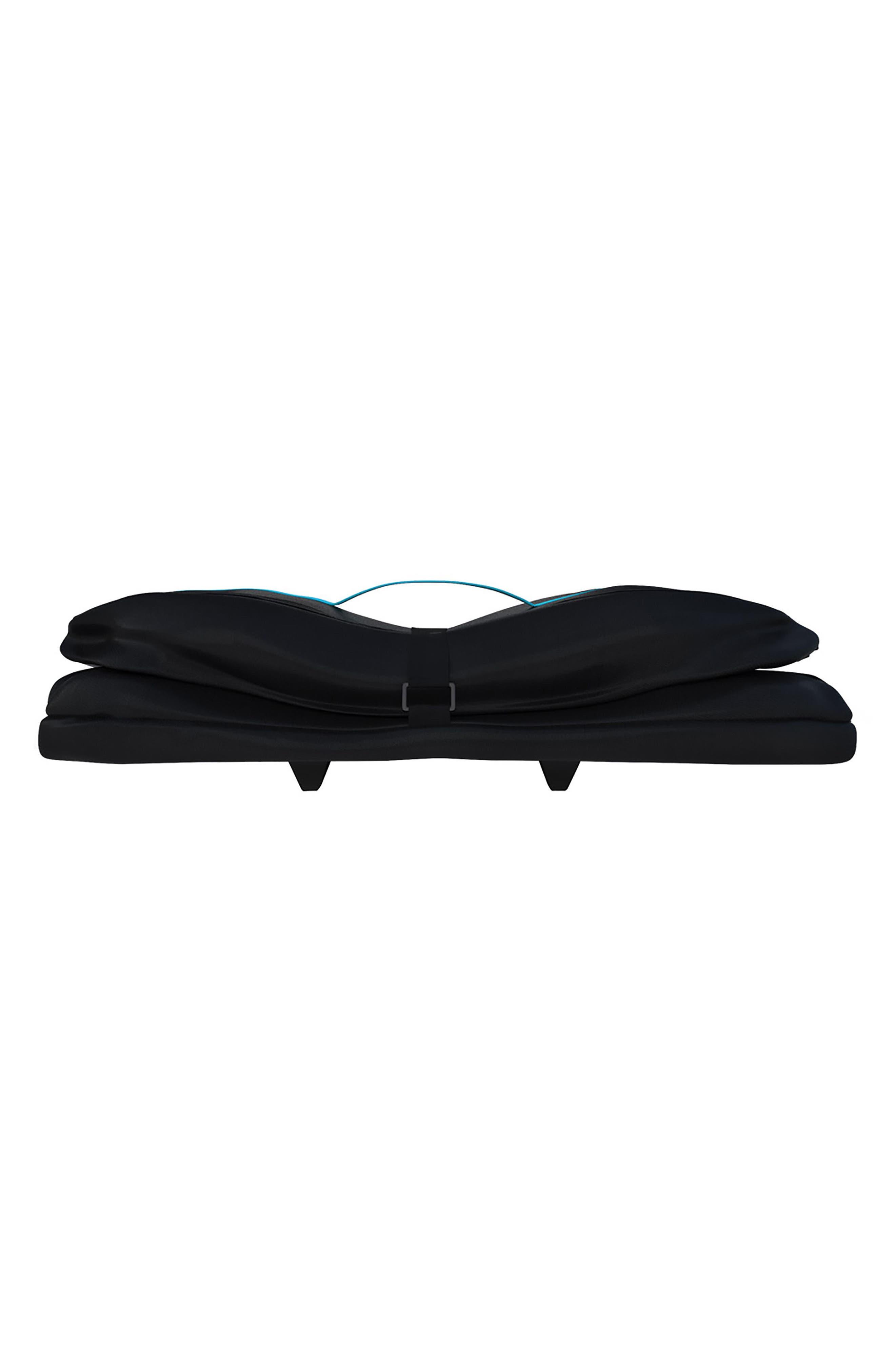 Rolling Travel Bag for Mima Xari Stroller,                             Alternate thumbnail 3, color,                             BLACK