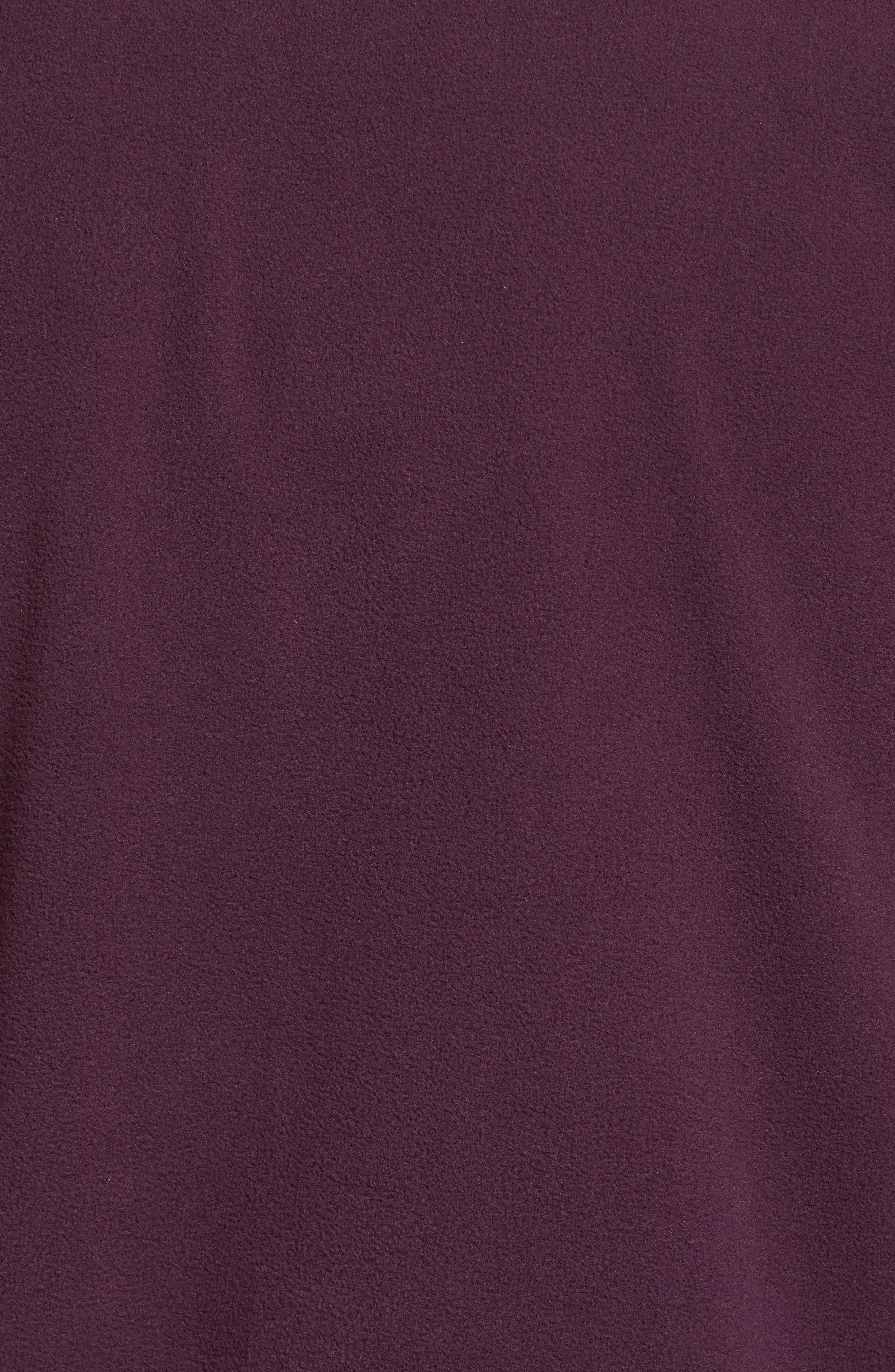 'TKA 100 Glacier' Quarter Zip Fleece Pullover,                             Alternate thumbnail 186, color,