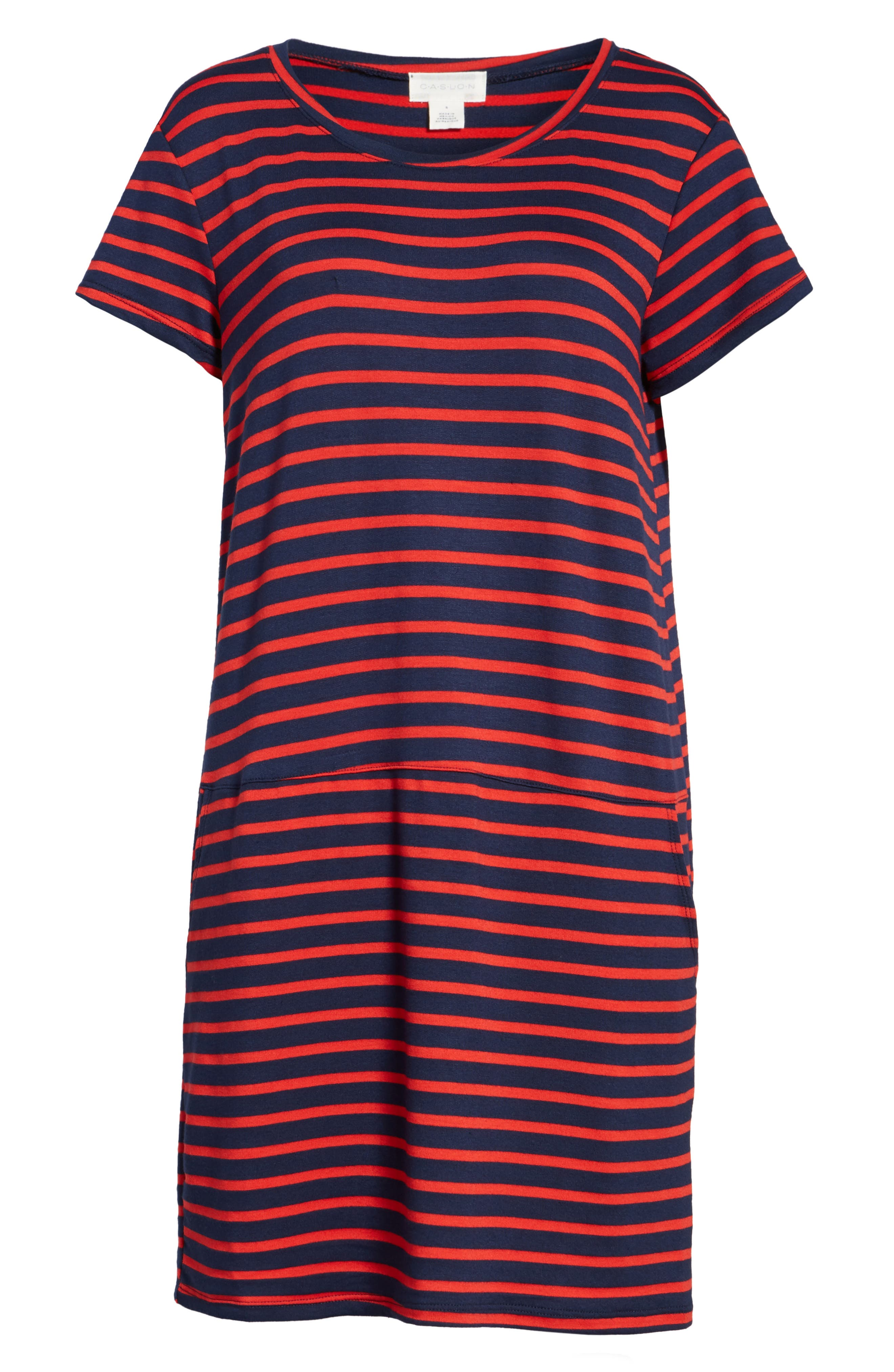 Knit Shift Dress,                             Alternate thumbnail 97, color,
