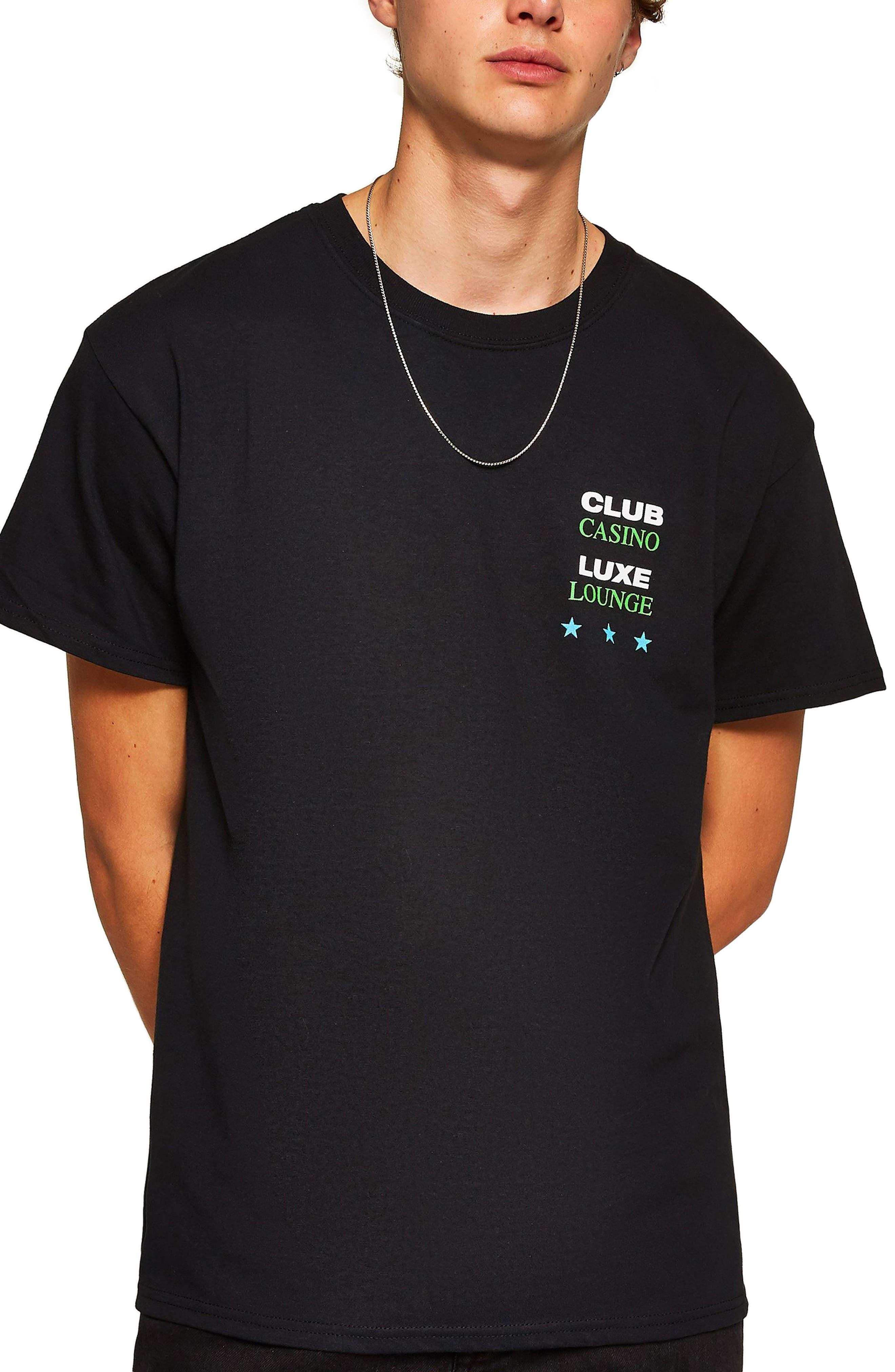 Trinity Print T-Shirt,                         Main,                         color, BLACK MULTI