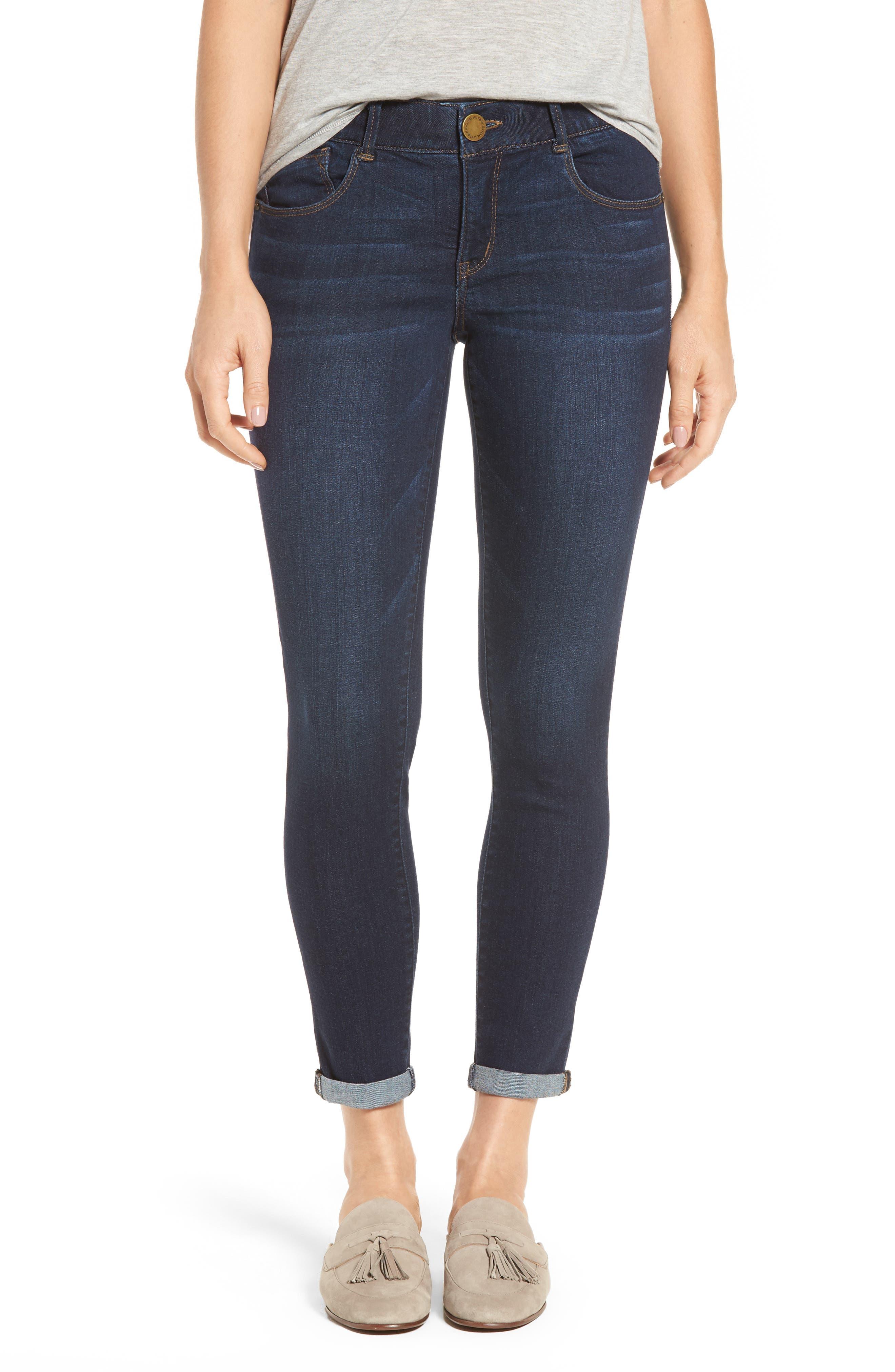 Ab-solution Boyfriend Ankle Jeans,                         Main,                         color,