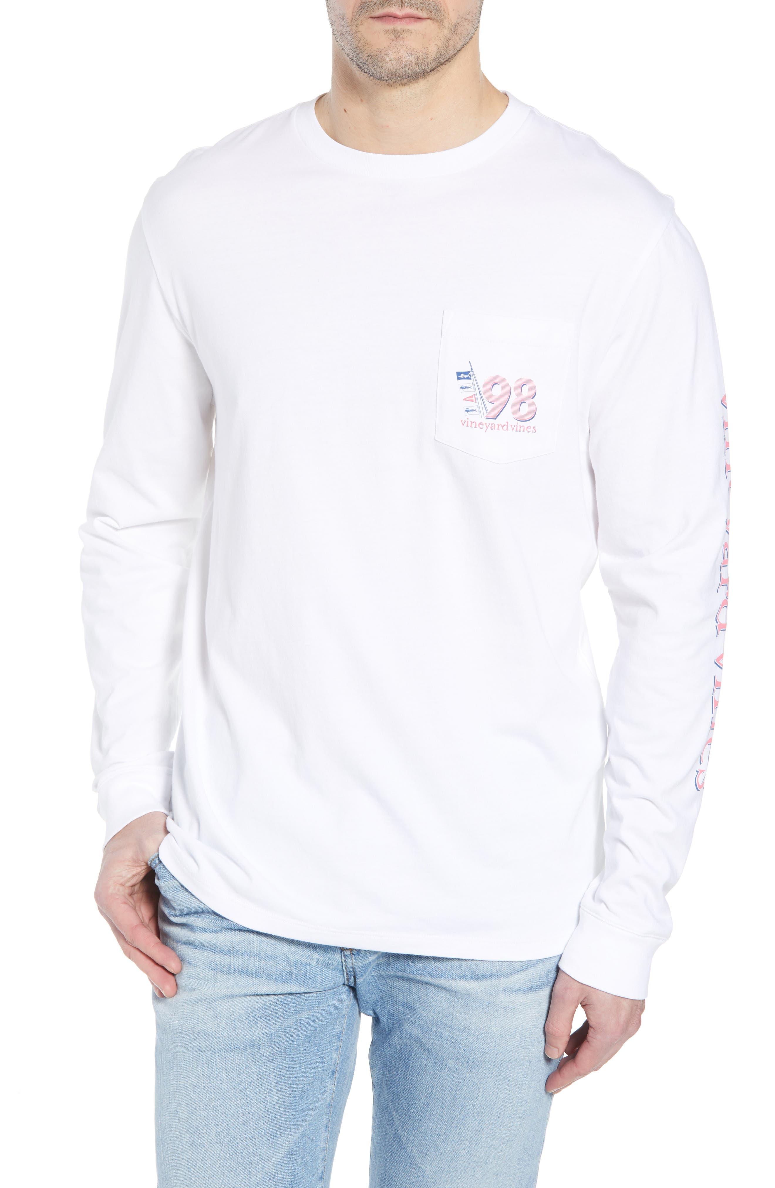 Sportfisher Regular Fit Crewneck T-Shirt,                             Main thumbnail 1, color,                             100