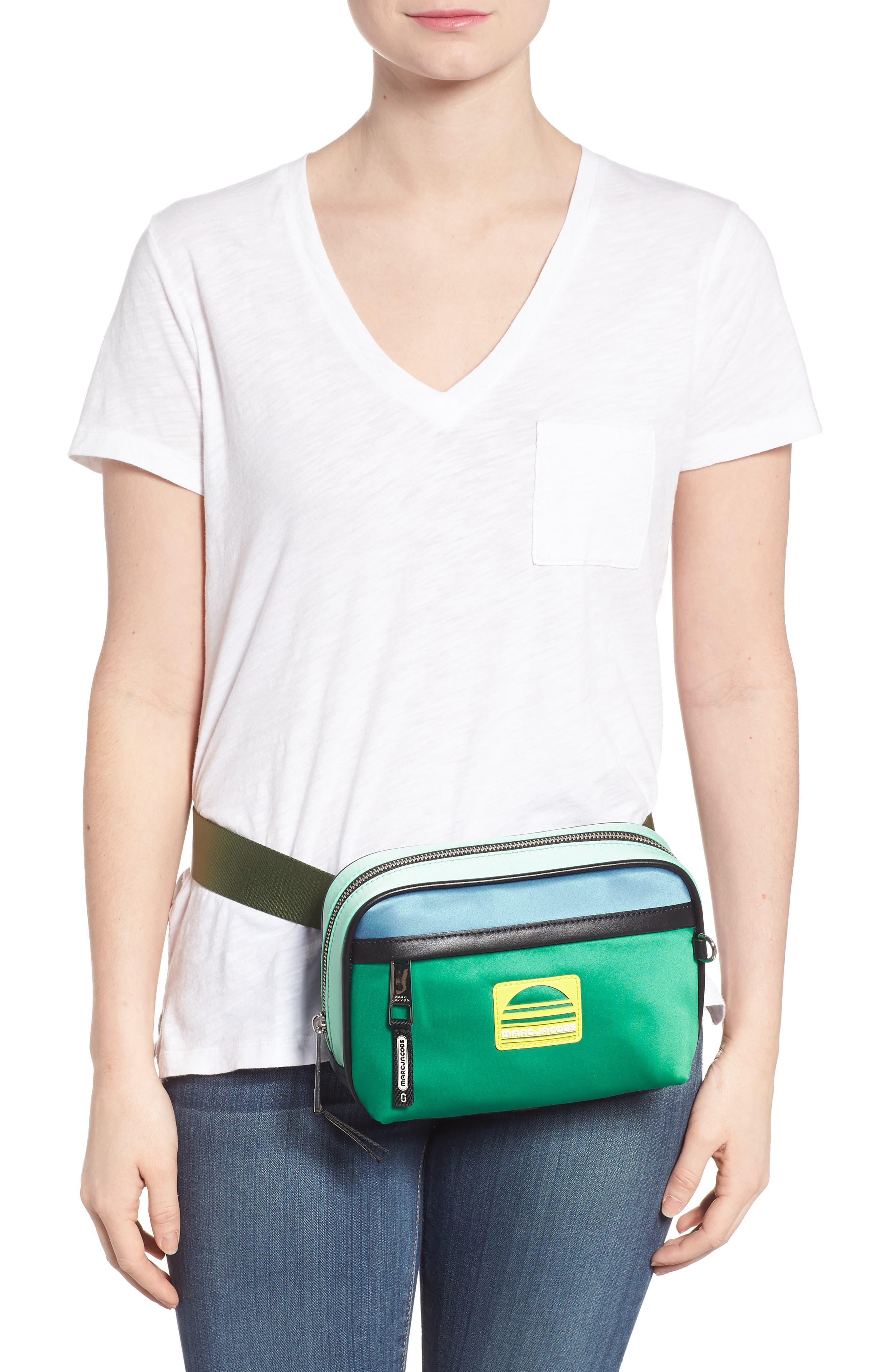 Sport Colorblock Belt Bag,                             Alternate thumbnail 2, color,                             332