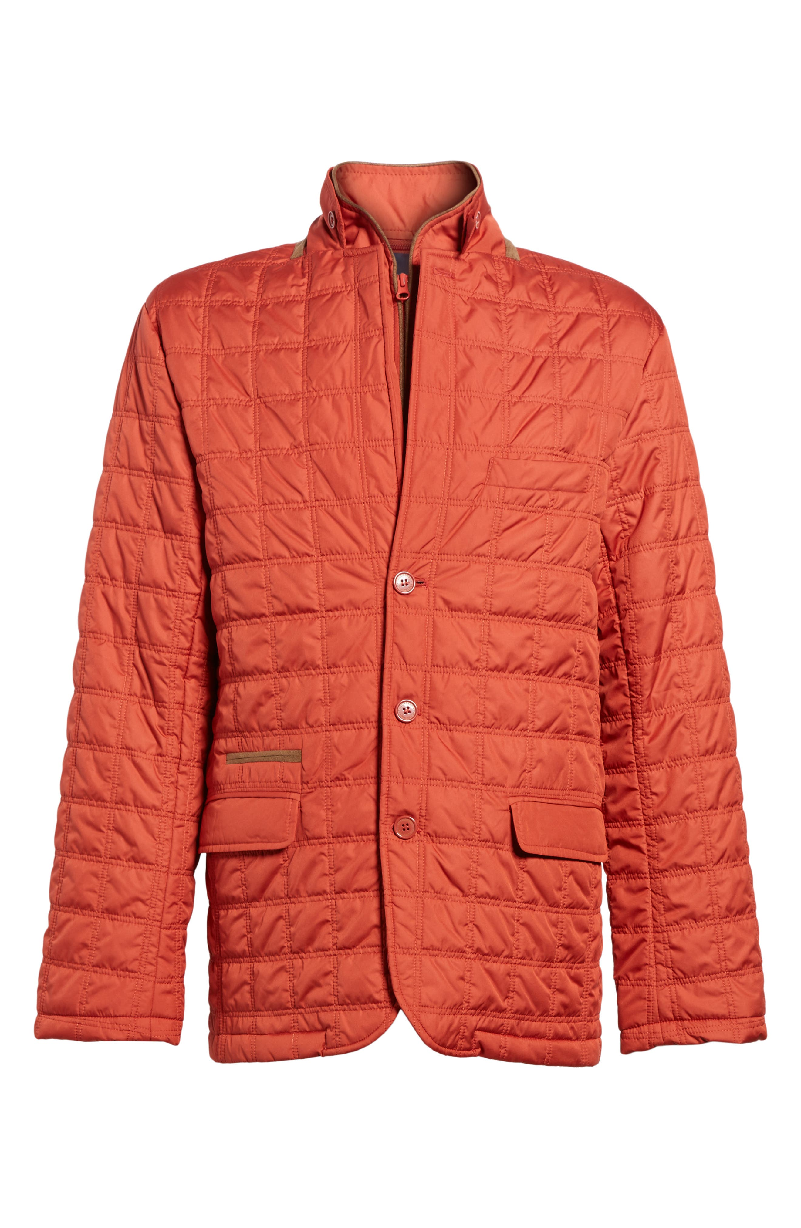Iota Quilted Jacket,                             Alternate thumbnail 5, color,