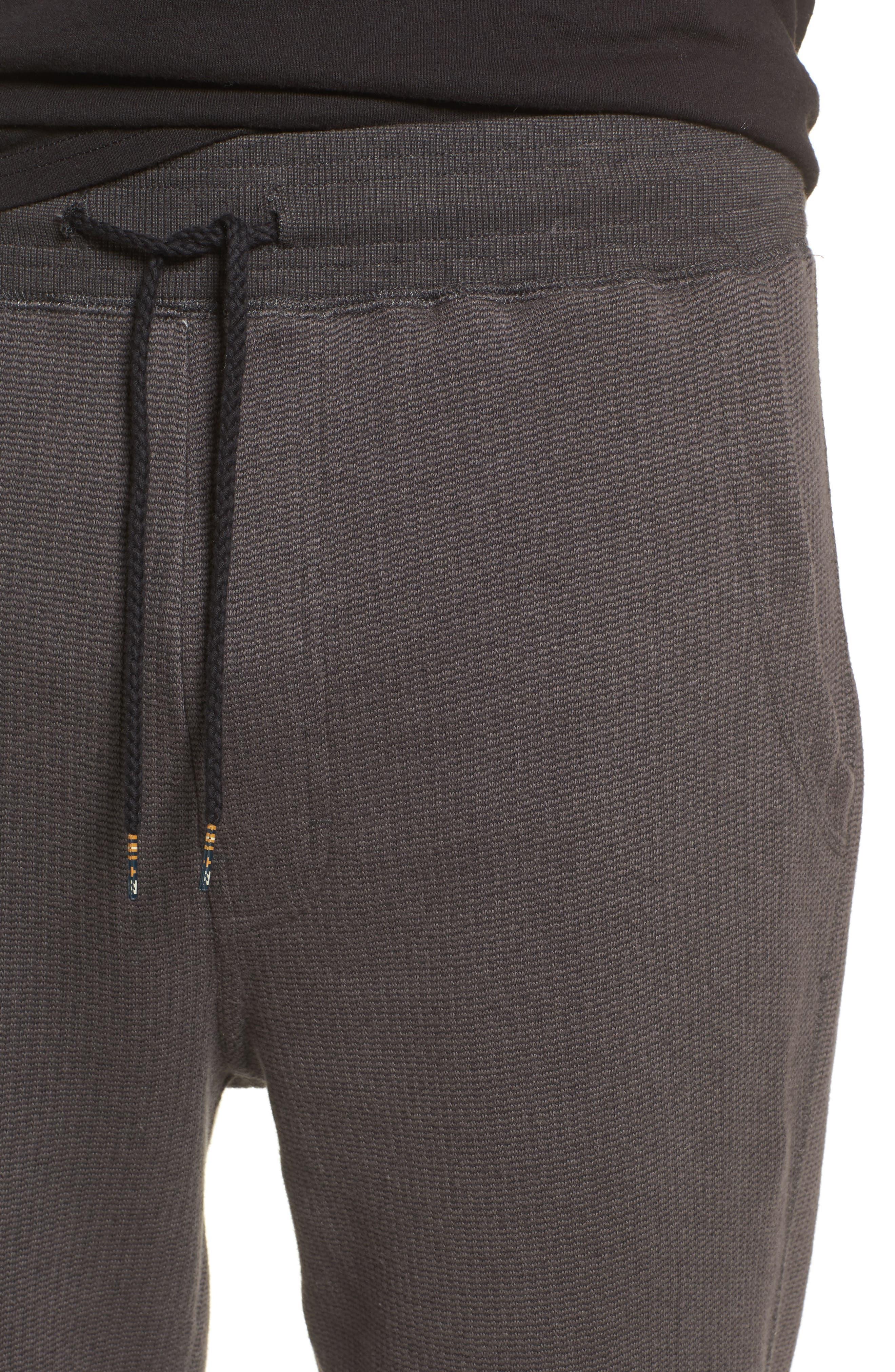 Hudson Sweatpants,                             Alternate thumbnail 4, color,                             001