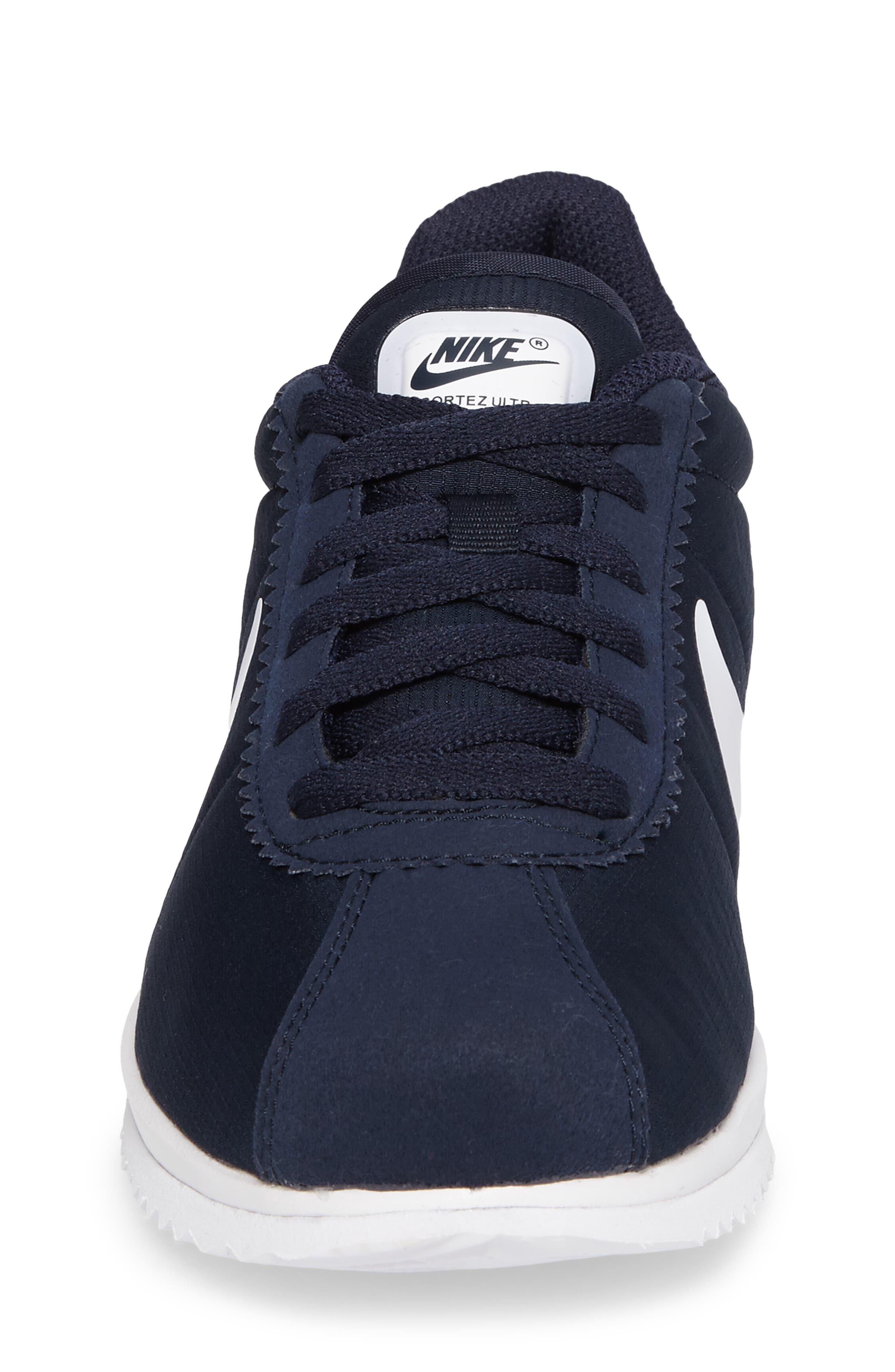 Cortez Sneaker,                             Alternate thumbnail 4, color,                             002