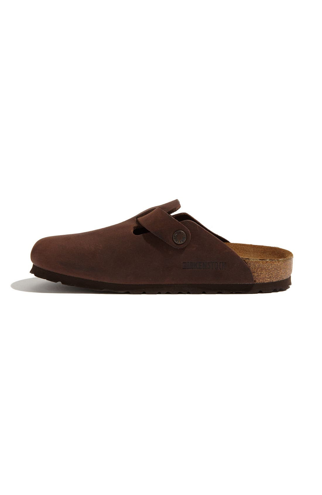 'Boston' Classic Oiled Leather Clog,                             Alternate thumbnail 39, color,