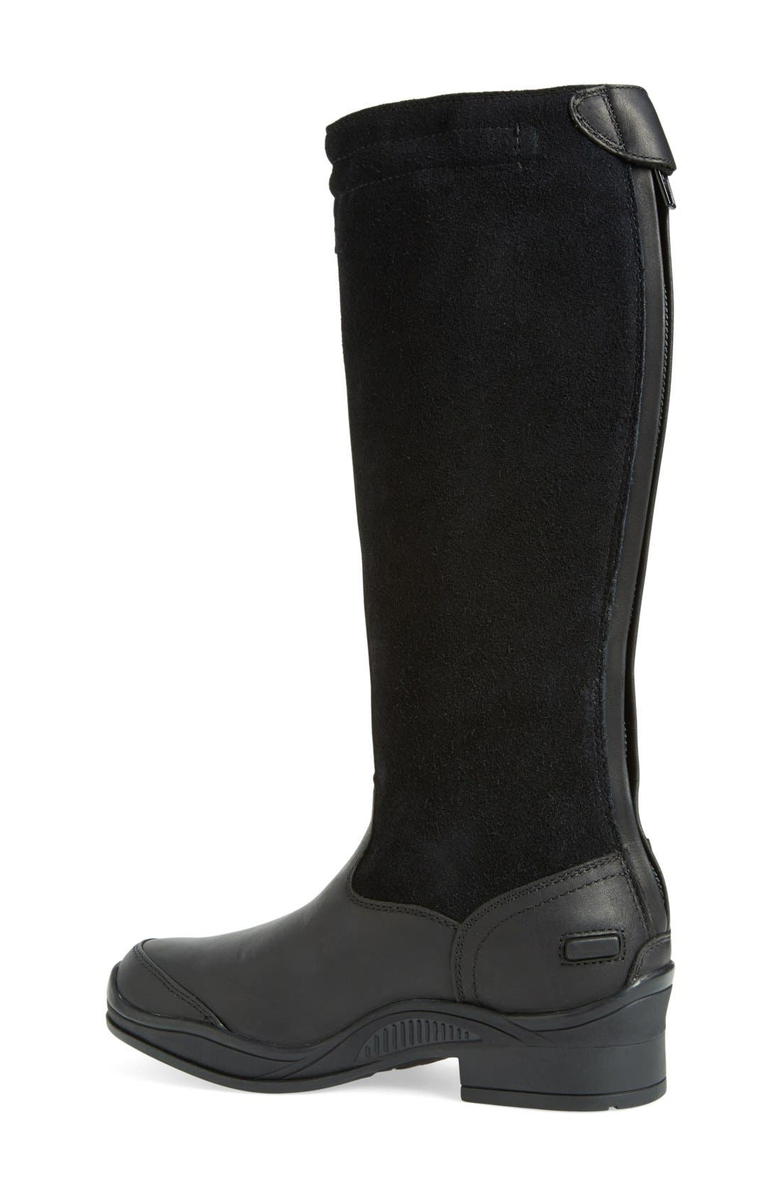 ARIAT,                             'Extreme H20' Waterproof Boot,                             Alternate thumbnail 3, color,                             001