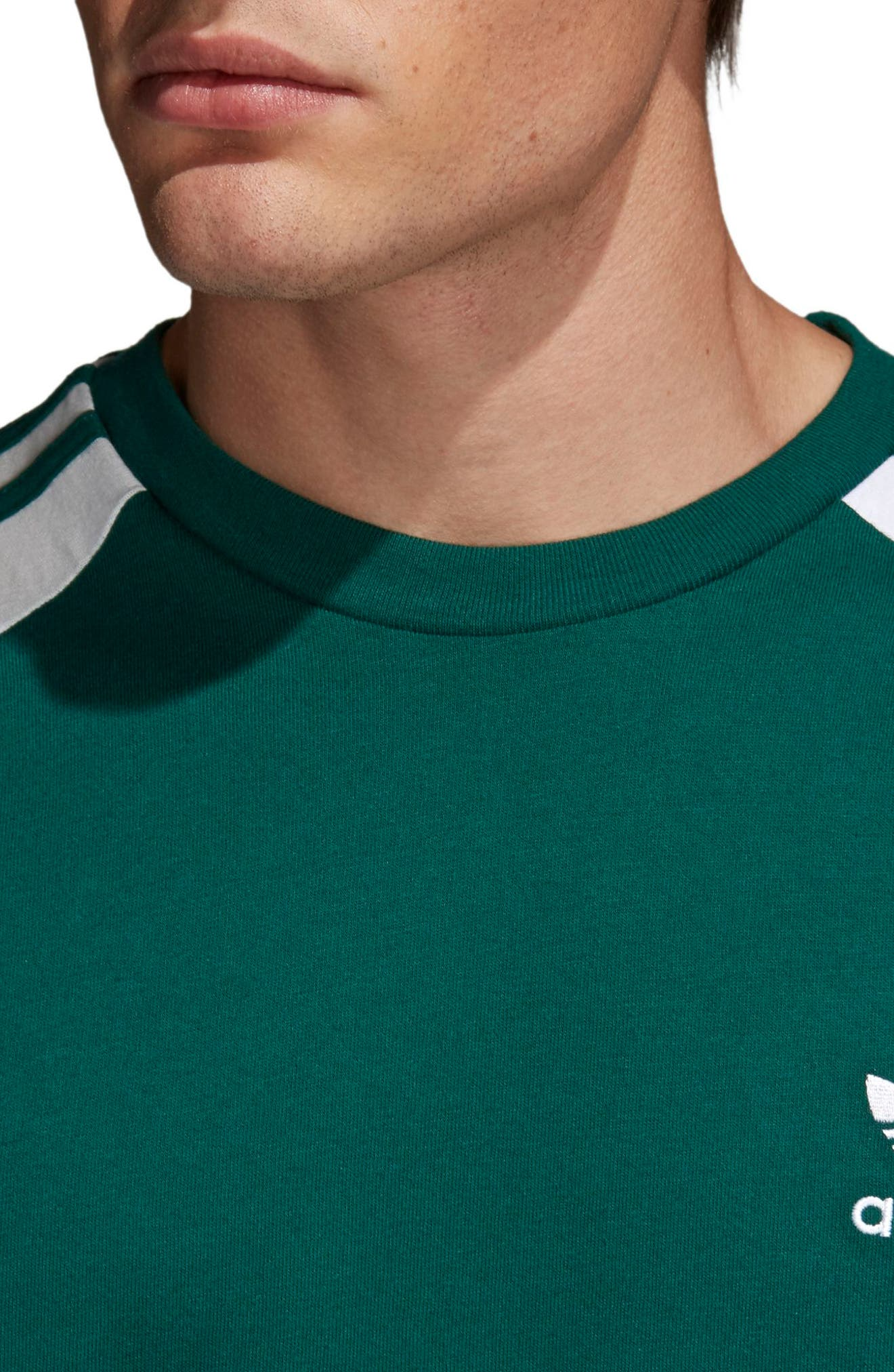 3-Stripes T-Shirt,                             Alternate thumbnail 4, color,                             305