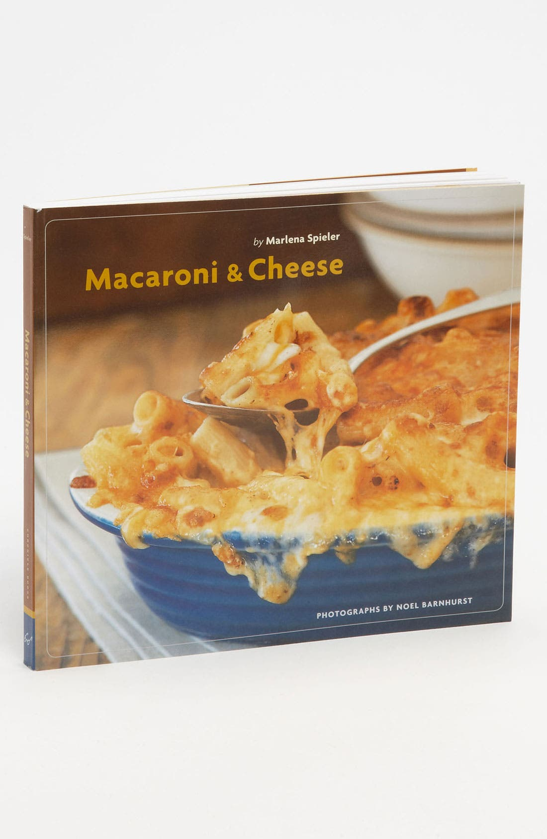 'Macaroni & Cheese' Cookbook,                             Main thumbnail 1, color,                             960