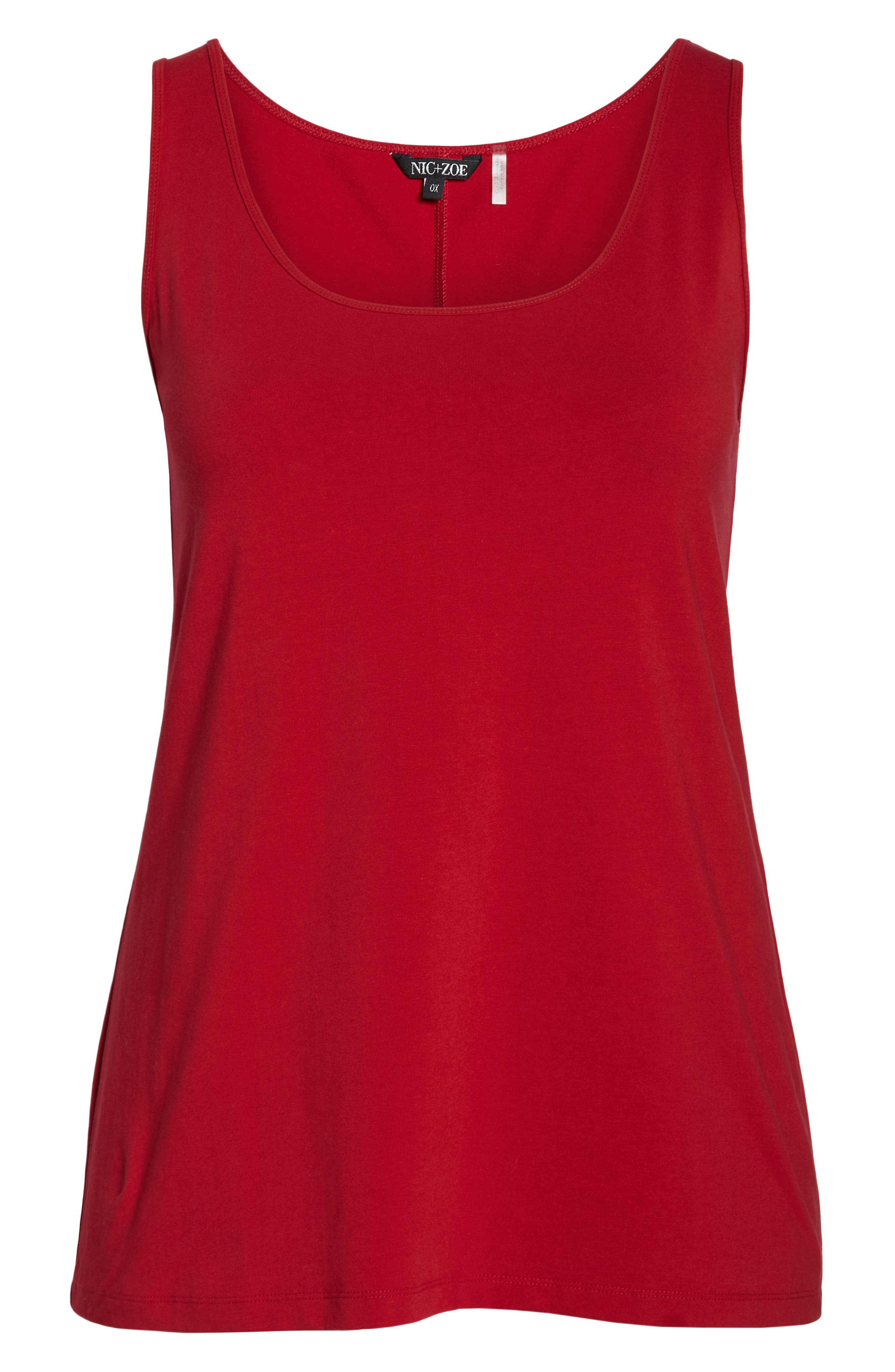 Perfect Scoop Neck Tank,                             Alternate thumbnail 6, color,                             632